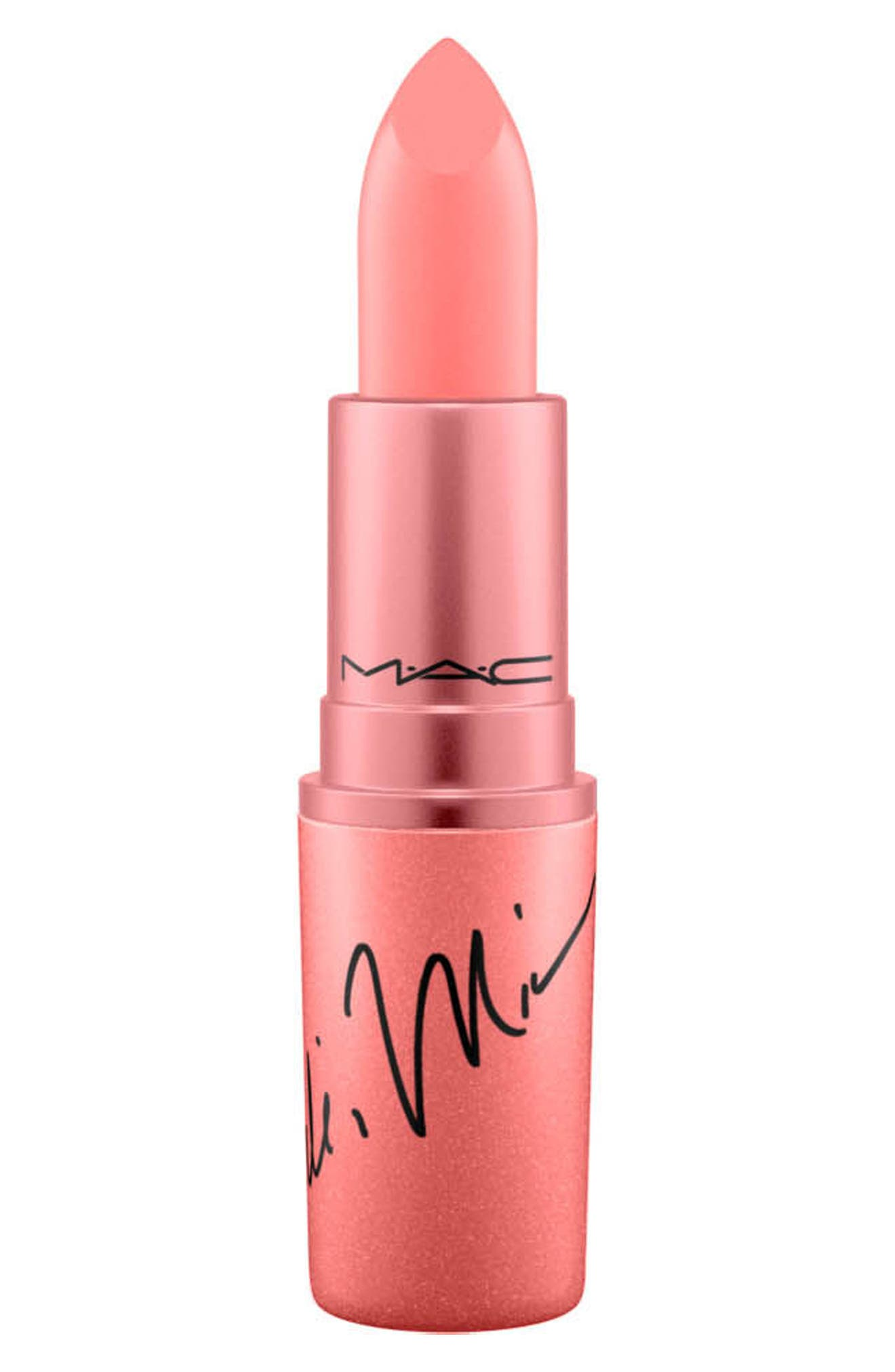 MAC x Nicki Minaj Lipstick (Limited Edition)