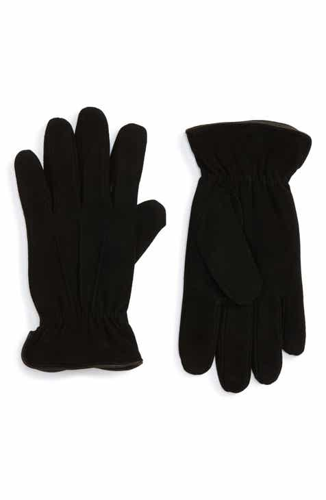 3e51aa70a Men's Gloves: Leather, Knit & Convertible | Nordstrom