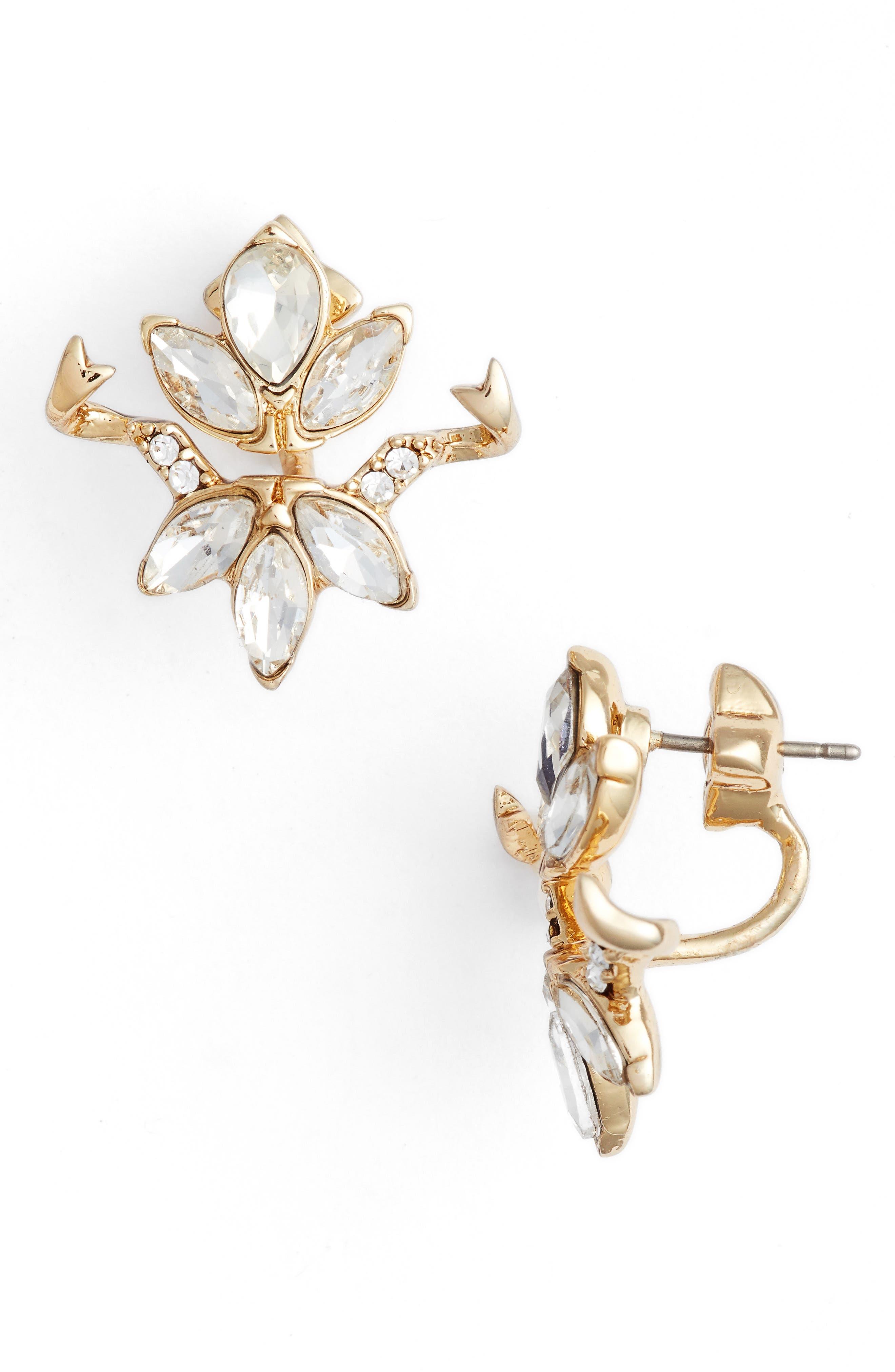 Jenny Packham Drop Earrings