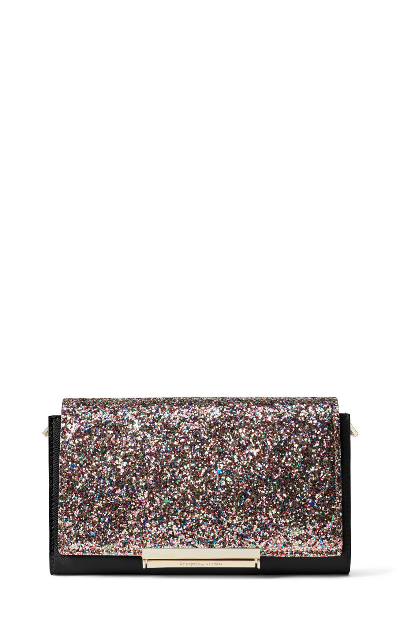 Alternate Image 3  - kate spade new york make it mine glitter snap-on accent flap