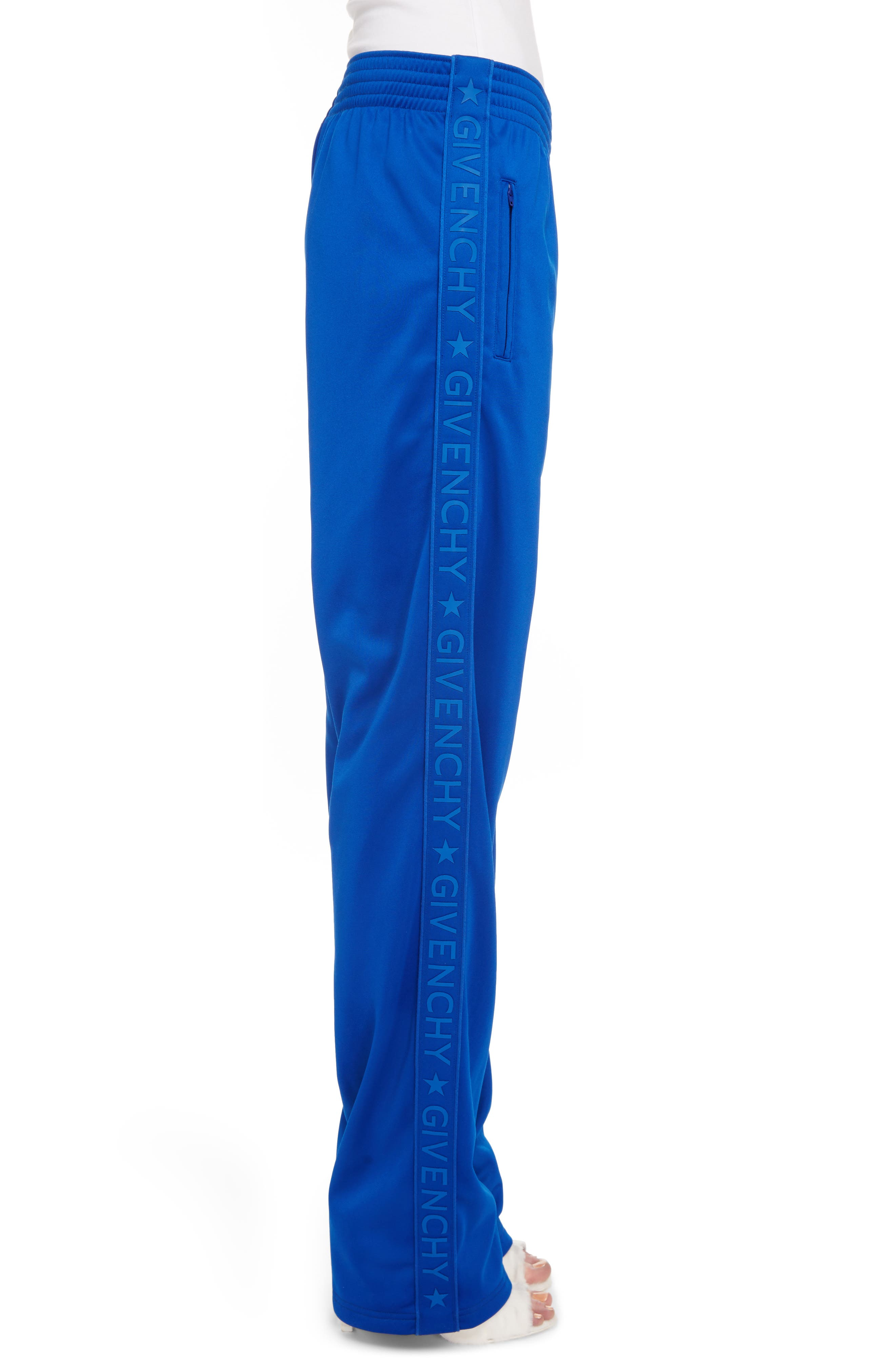 Tonal Logo Track Pants,                             Alternate thumbnail 2, color,                             Electric Blue