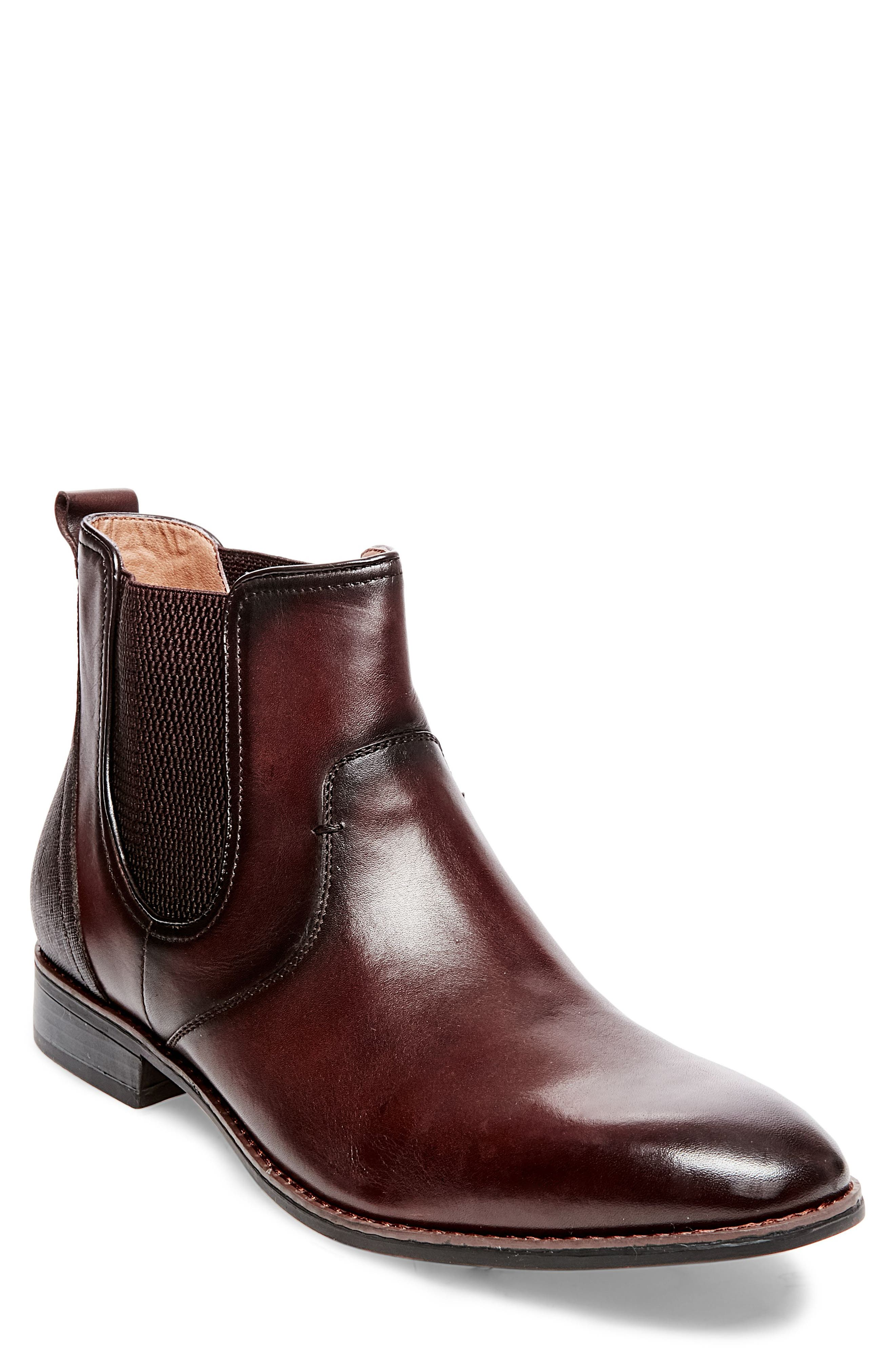 Steve Madden Lobert Chelsea Boot (Men)