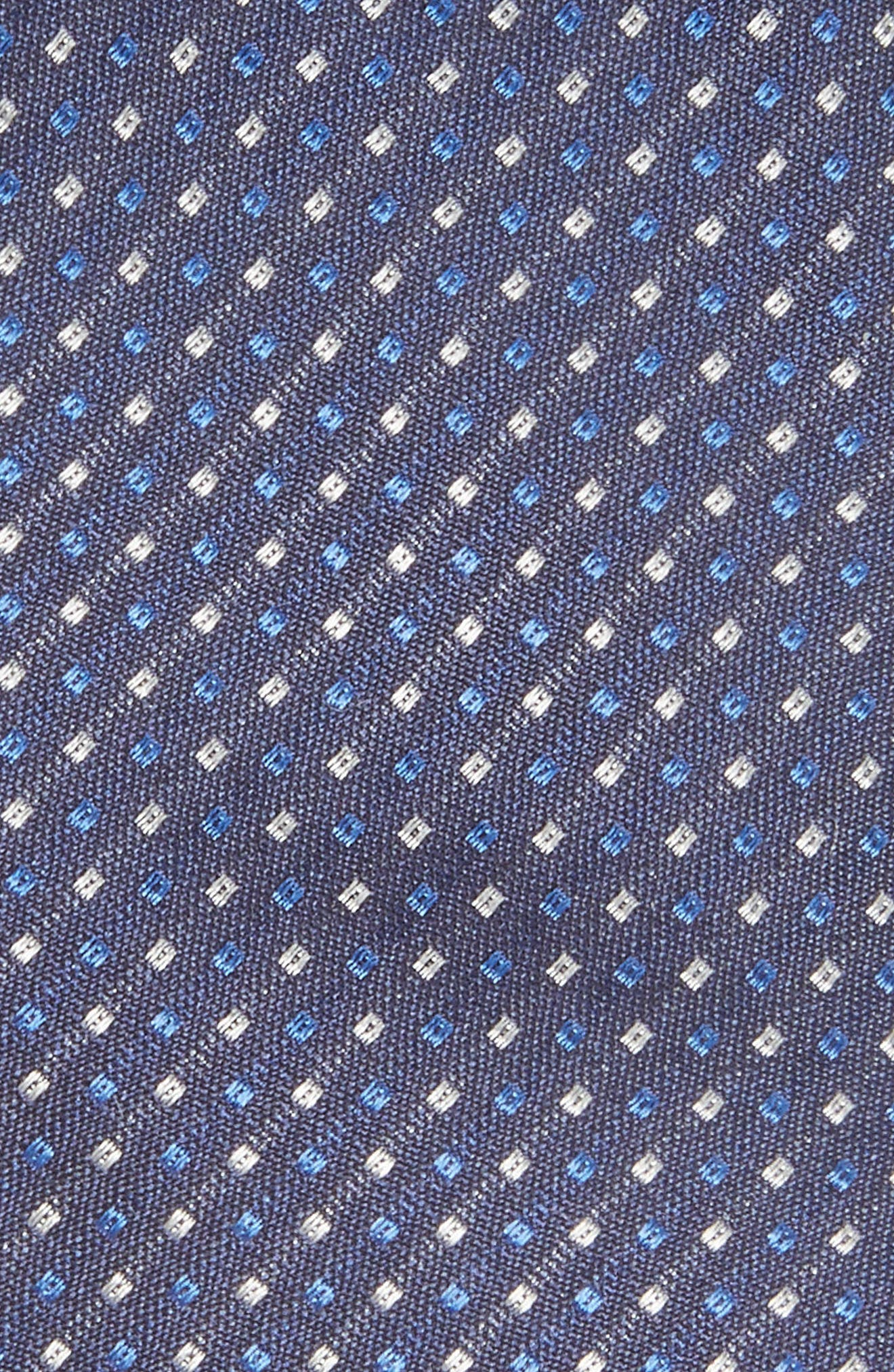 Alternate Image 2  - BOSS Dot Silk Tie