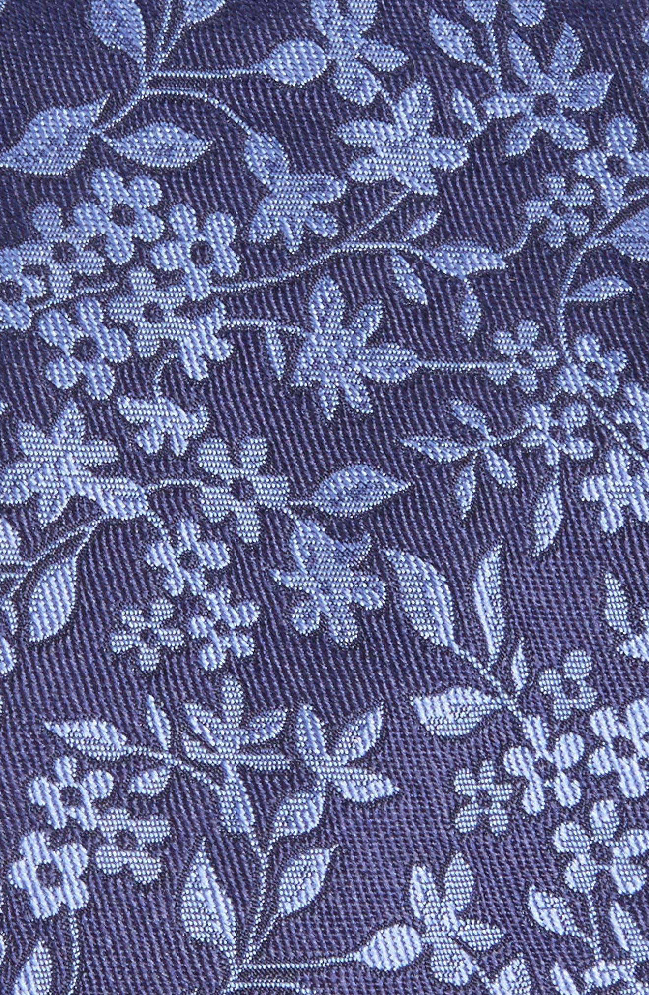 Alternate Image 2  - Ted Baker London Elegant Botanical Silk Tie