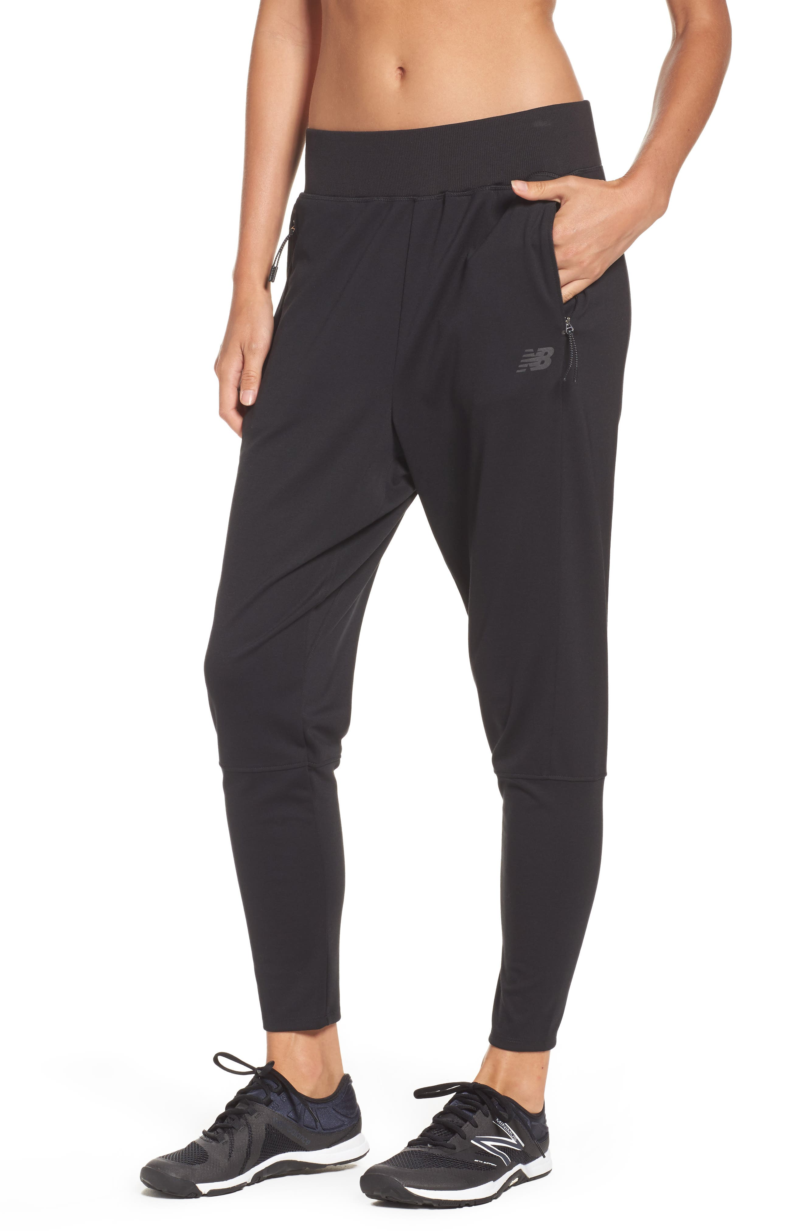 New Balance Luxe Knit Pants