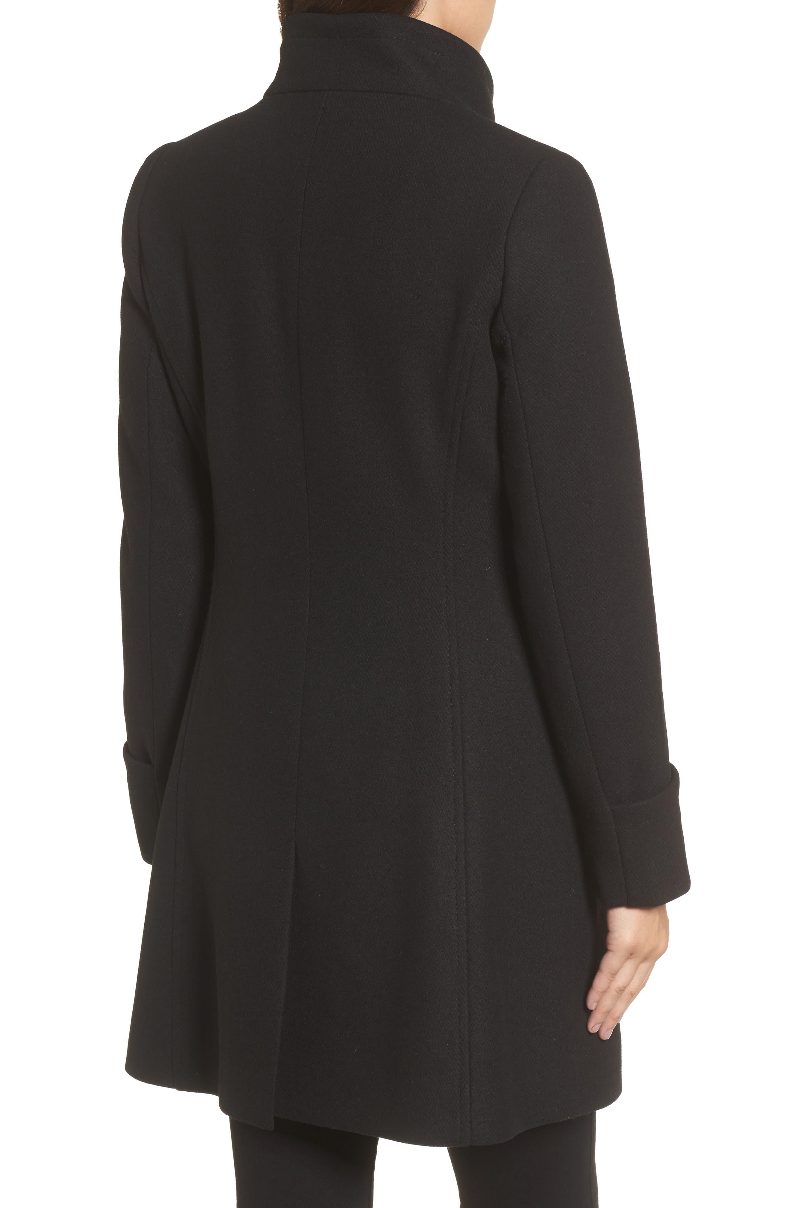 Alternate Image 2  - Trina Turk Fiona Double Breasted Coat