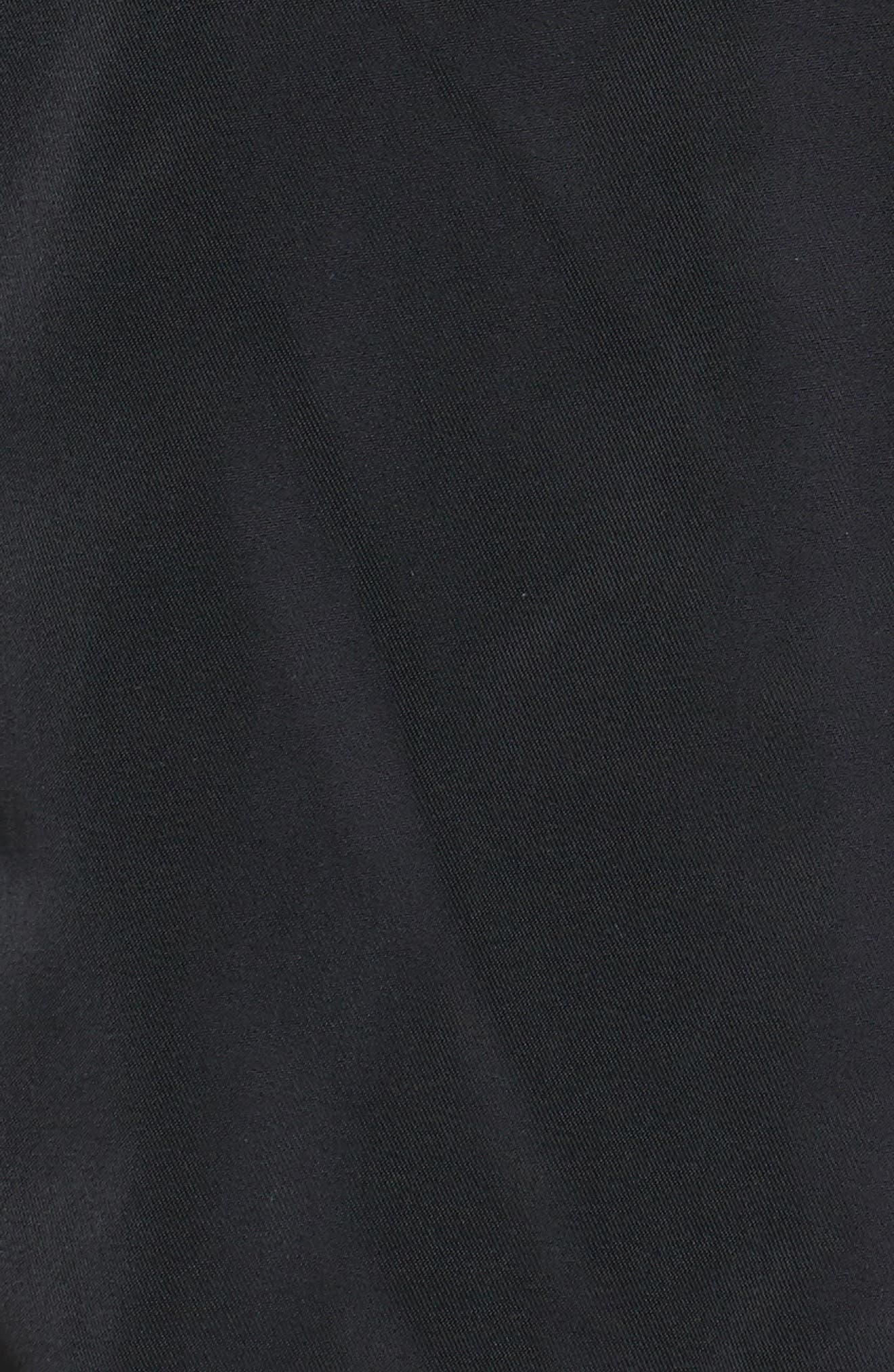 Alternate Image 6  - Tahari Giselle Stowaway Hood Rain Anorak
