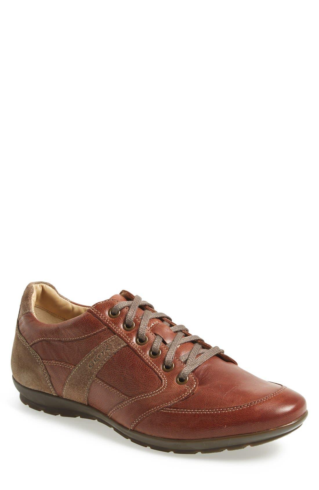 Alternate Image 1 Selected - Geox 'Symbol 6' Sneaker (Men)
