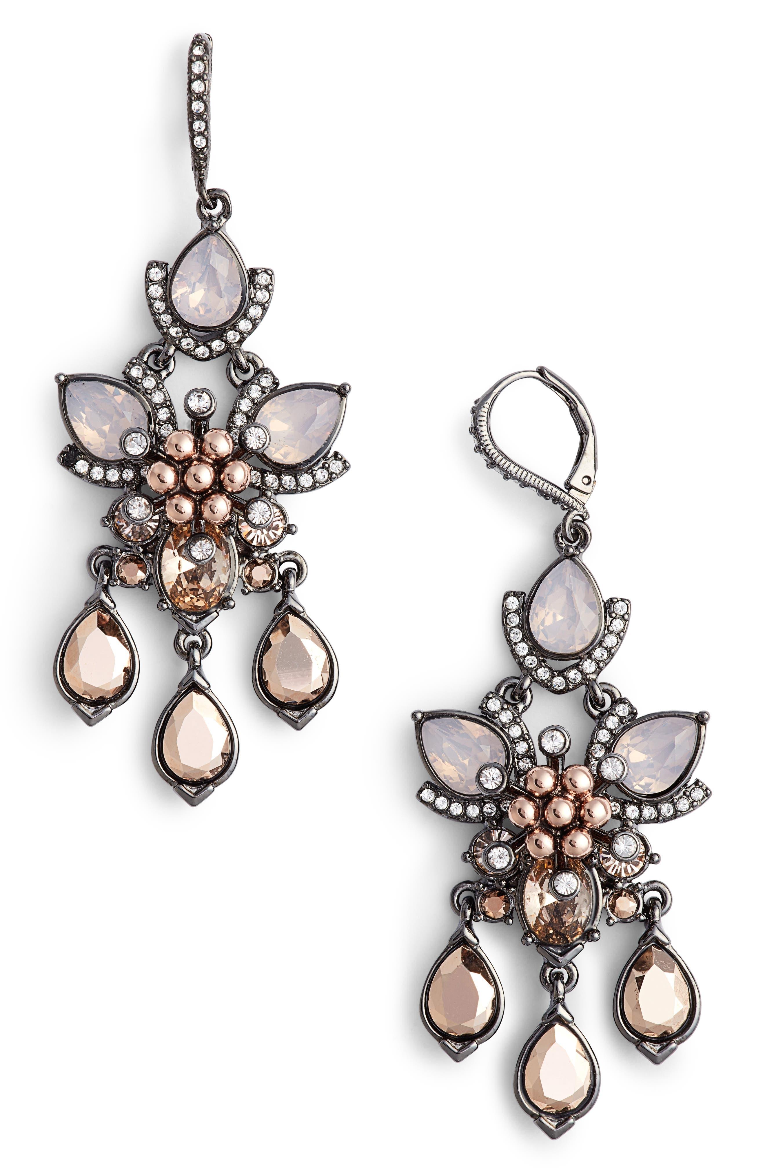Main Image - Jenny Packham Chandelier Earrings