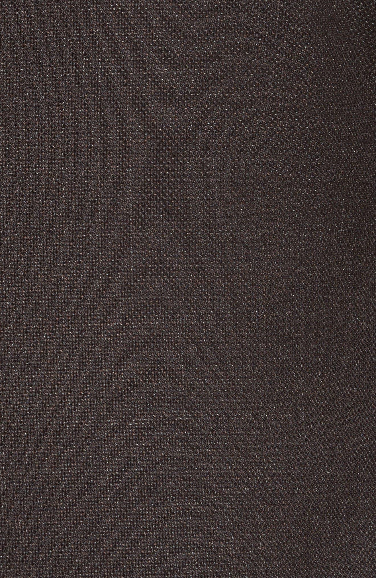 Alternate Image 5  - Z Zegna Classic Fit Wool Blazer