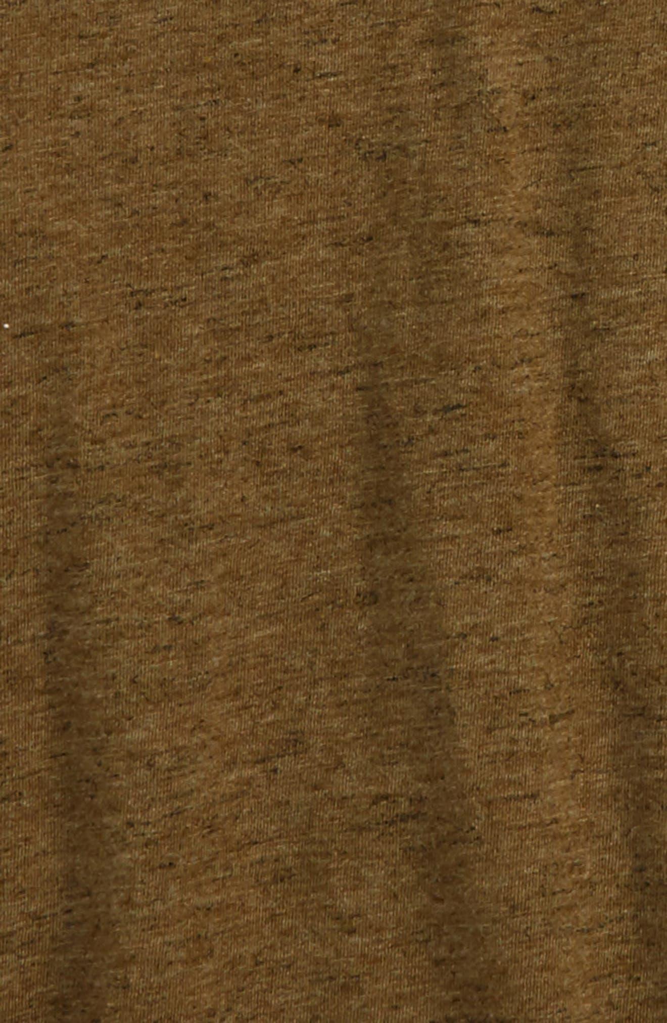 Pocket T-Shirt,                             Alternate thumbnail 2, color,                             Olive Dark
