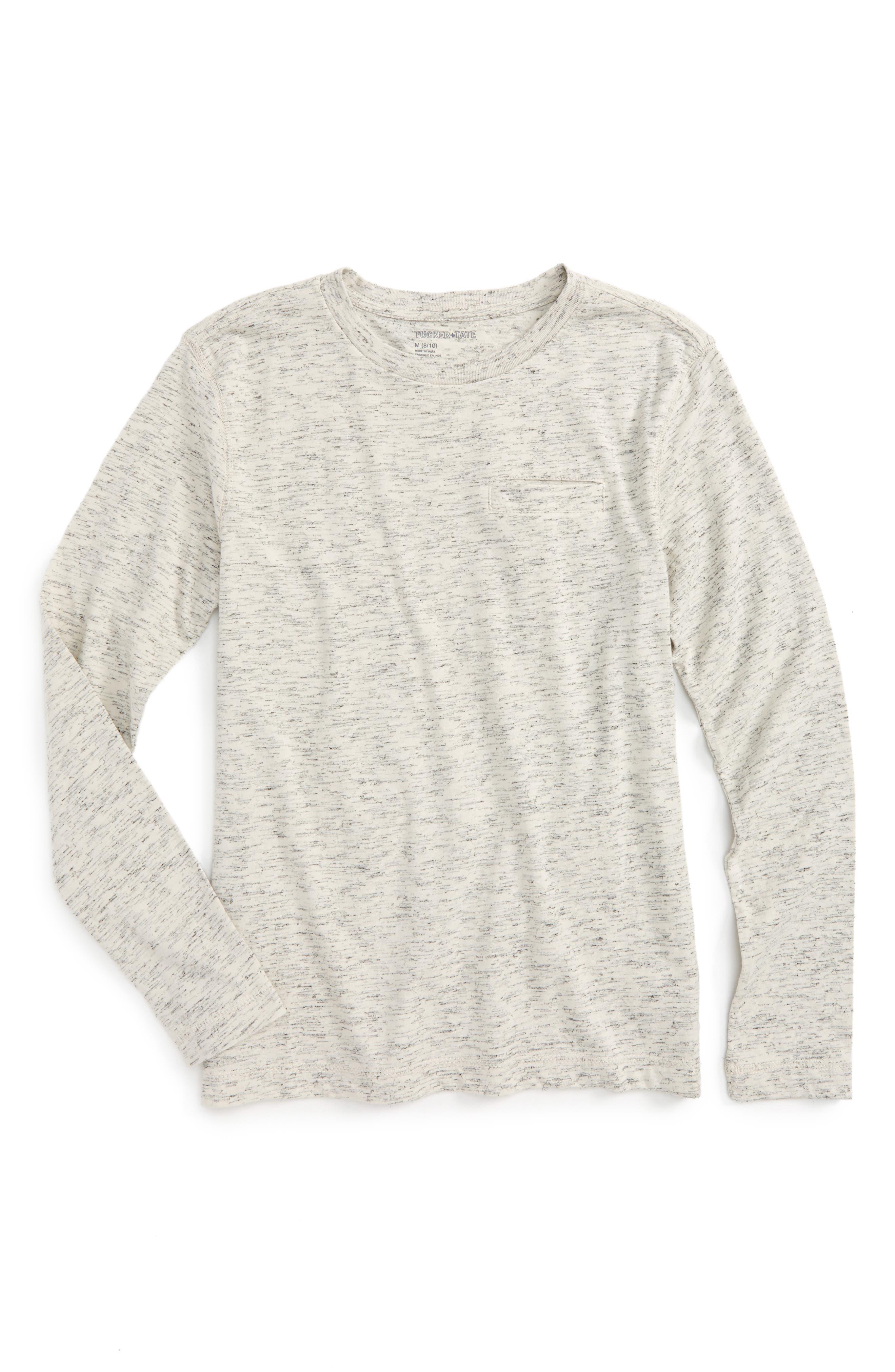 Alternate Image 1 Selected - Tucker + Tate Pocket T-Shirt (Big Boys)