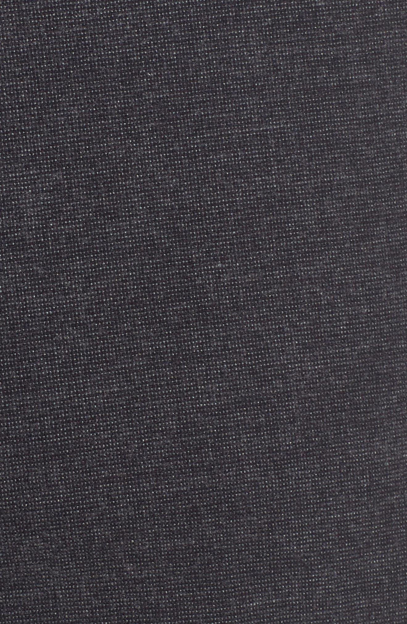 Alternate Image 5  - Bonobos Foundation Slim Fit Trousers