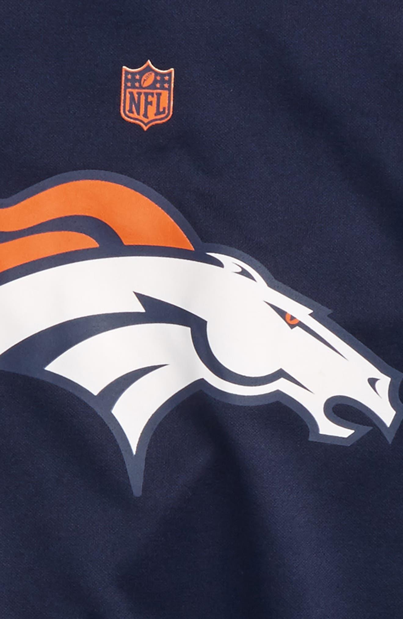 Alternate Image 2  - Outerstuff NFL Denver Broncos Hoodie (Big Boys)