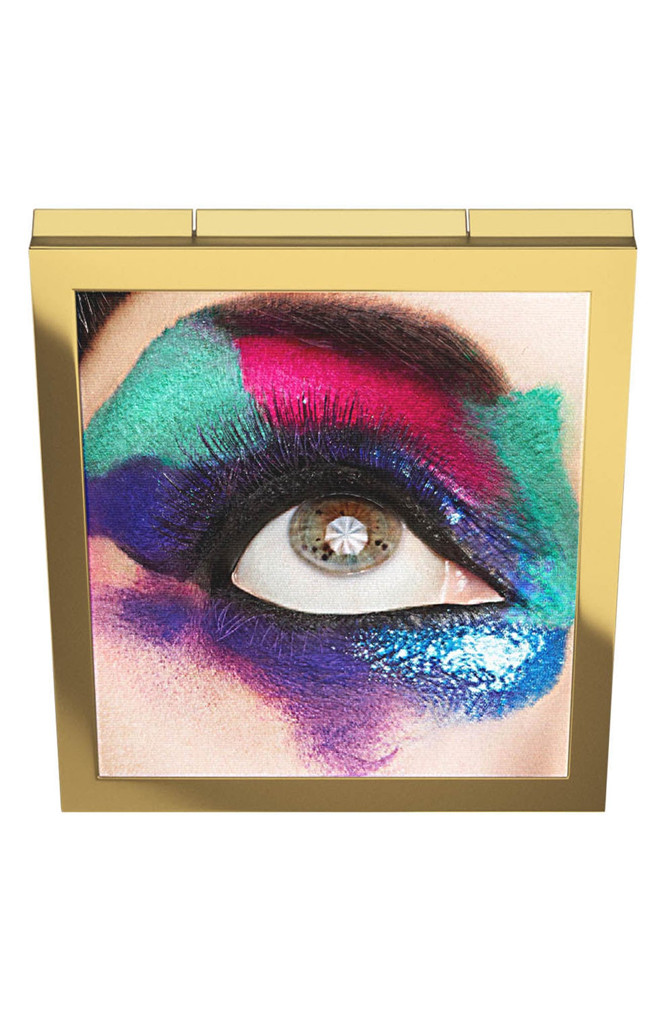 MAC Rossy de Palma Veluxe Pearlfusion Eyeshadow Palette,                             Alternate thumbnail 5, color,                             Colours On The Verge