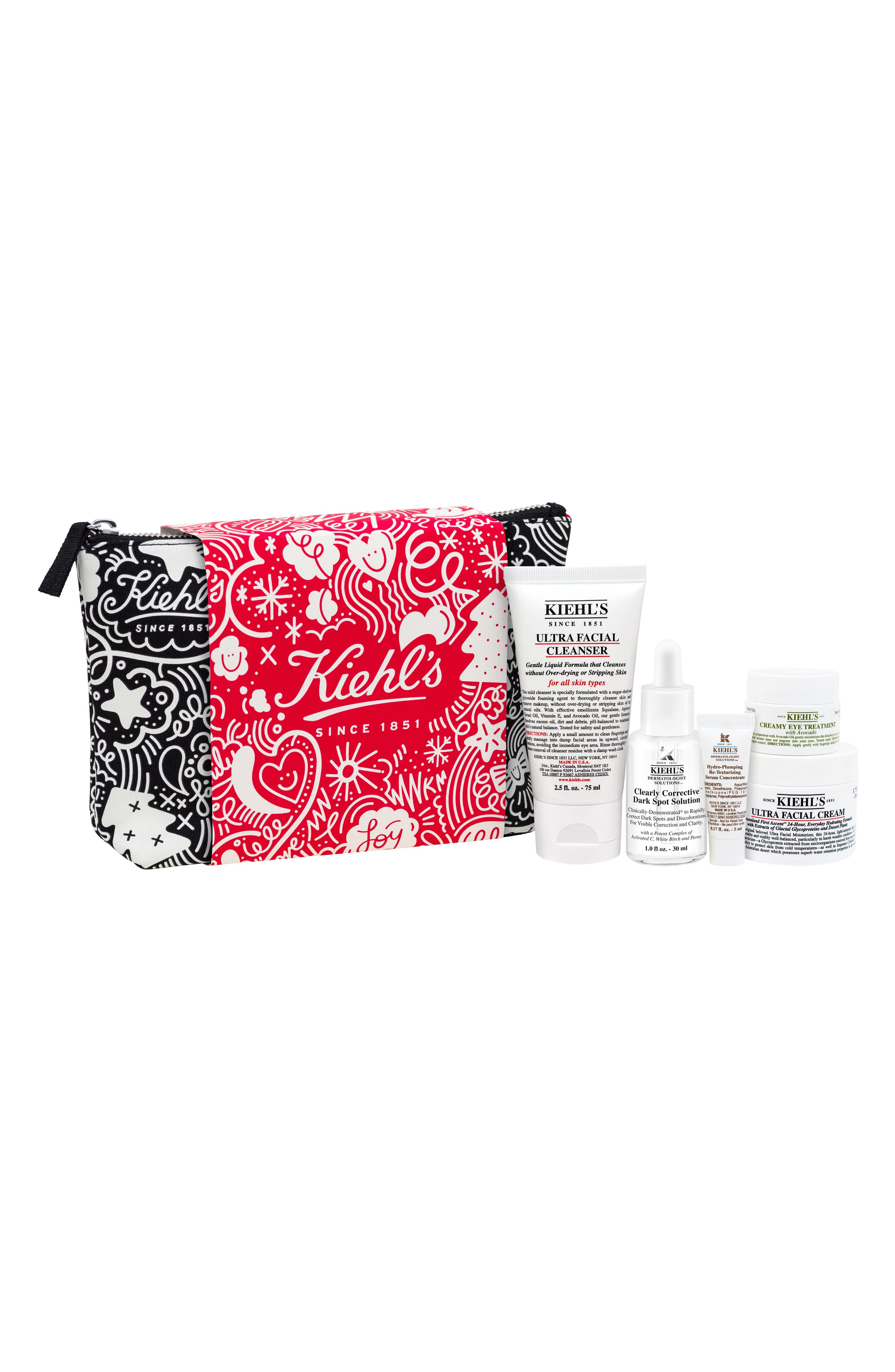 Main Image - Kiehl's Since 1851 Every Day Healthy Skin Set ($123 Value)