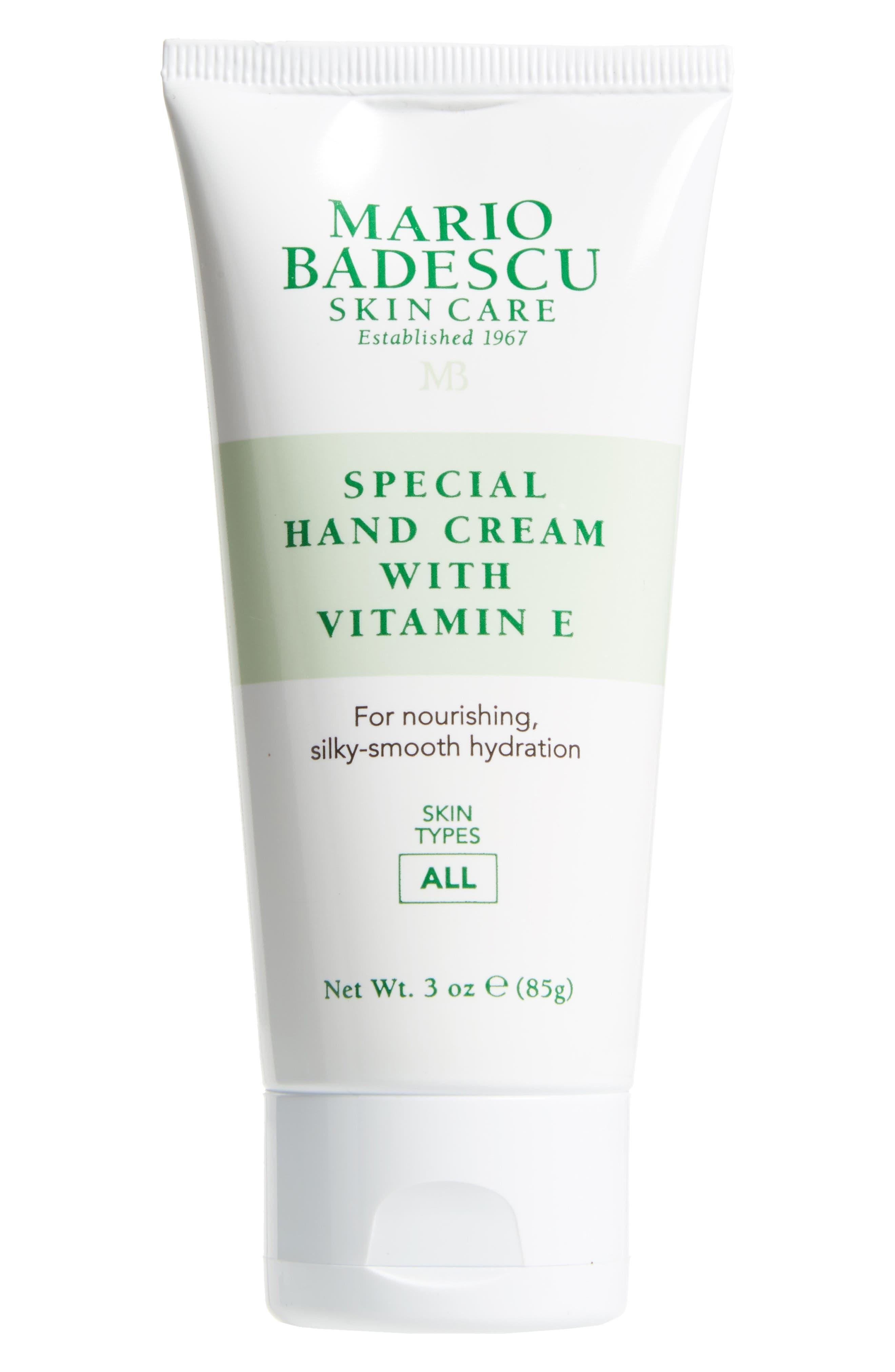 Main Image - Mario Badescu Special Hand Cream with Vitamin E