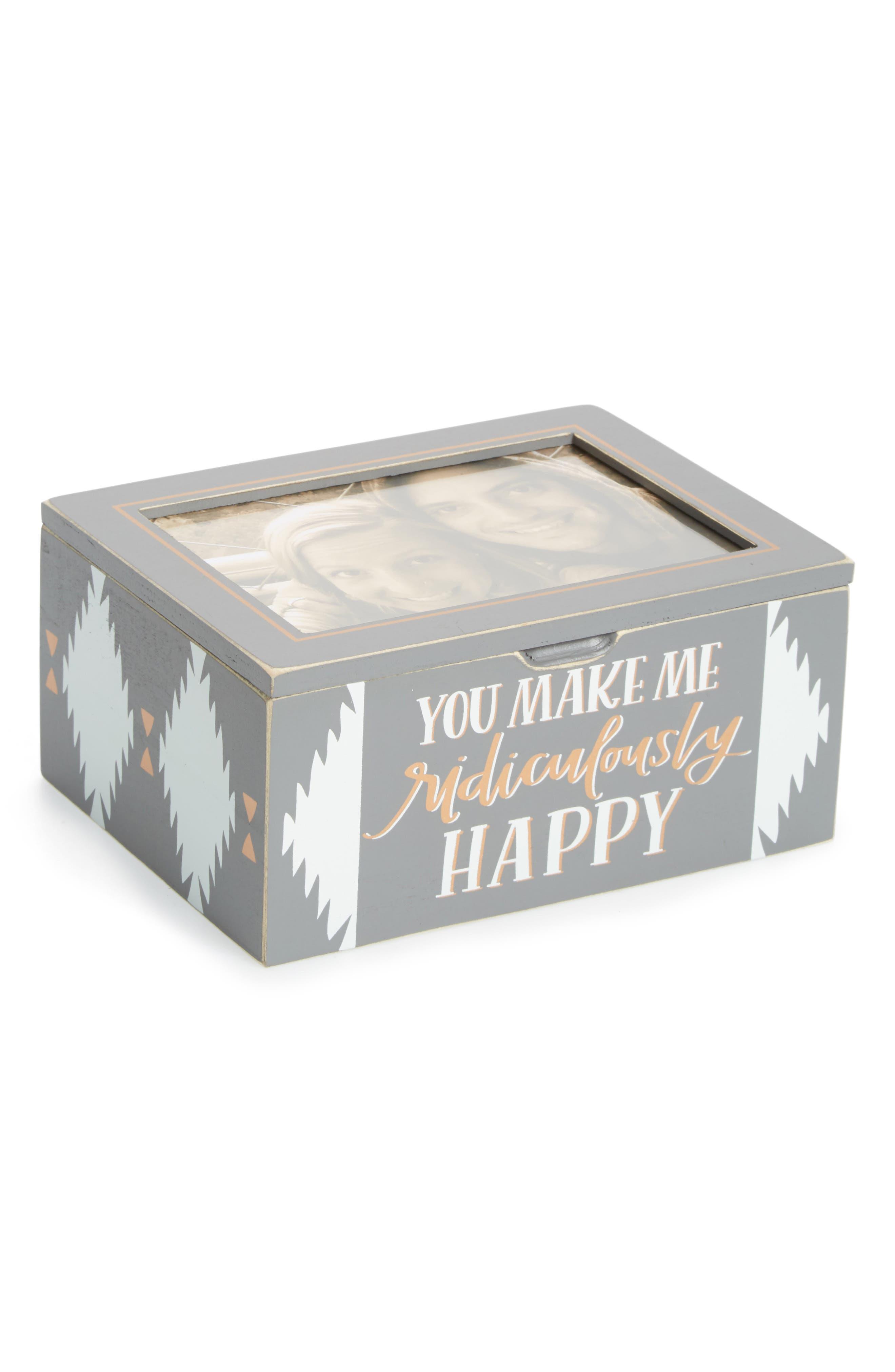 Primitives by Kathy You Make Me Happy Photo Box