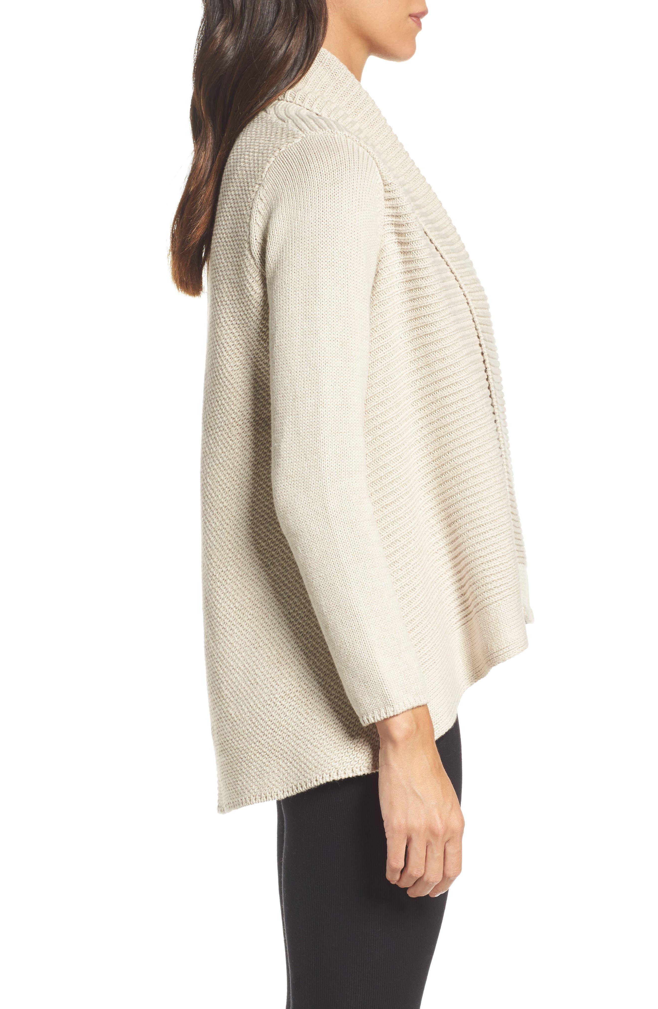 Alternate Image 3  - UGG® Shawl Collar Cardigan