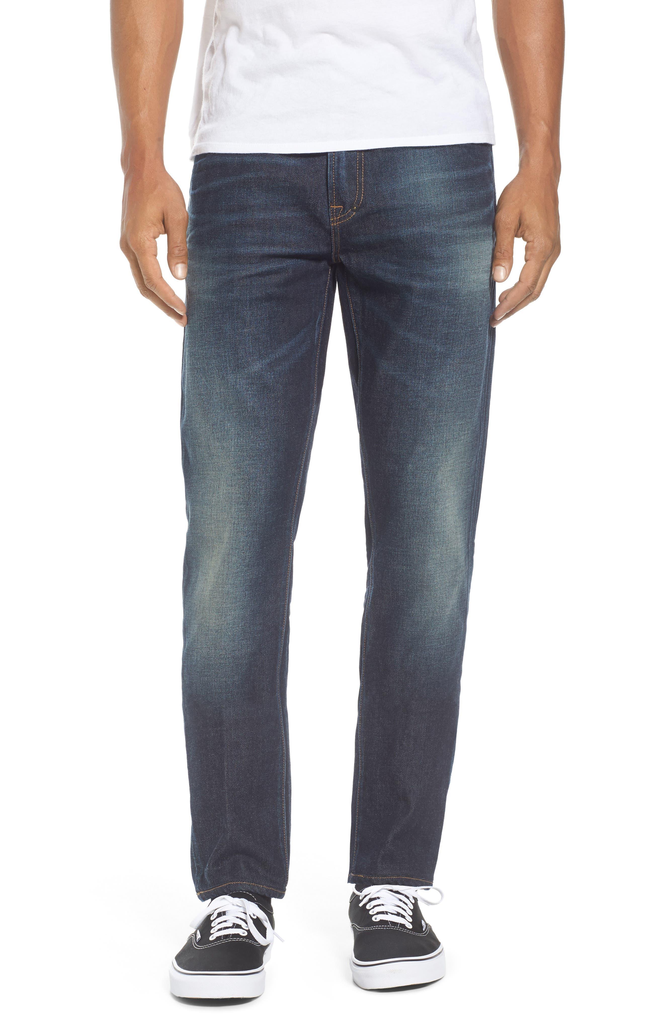 Windsor Slim Fit Jeans,                             Main thumbnail 1, color,                             Medium