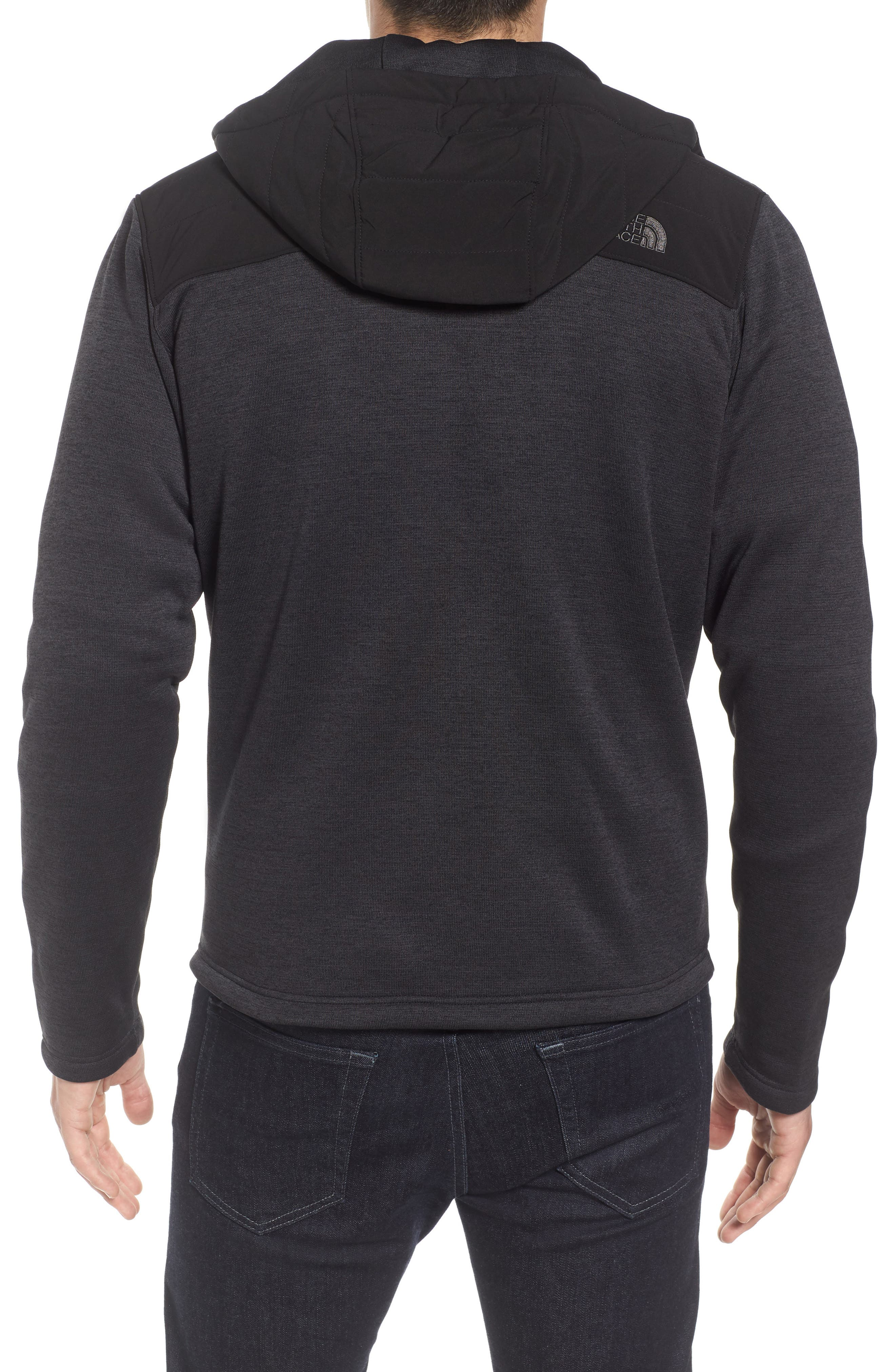 Alternate Image 2  - The North Face Norris Insulated Fleece Jacket