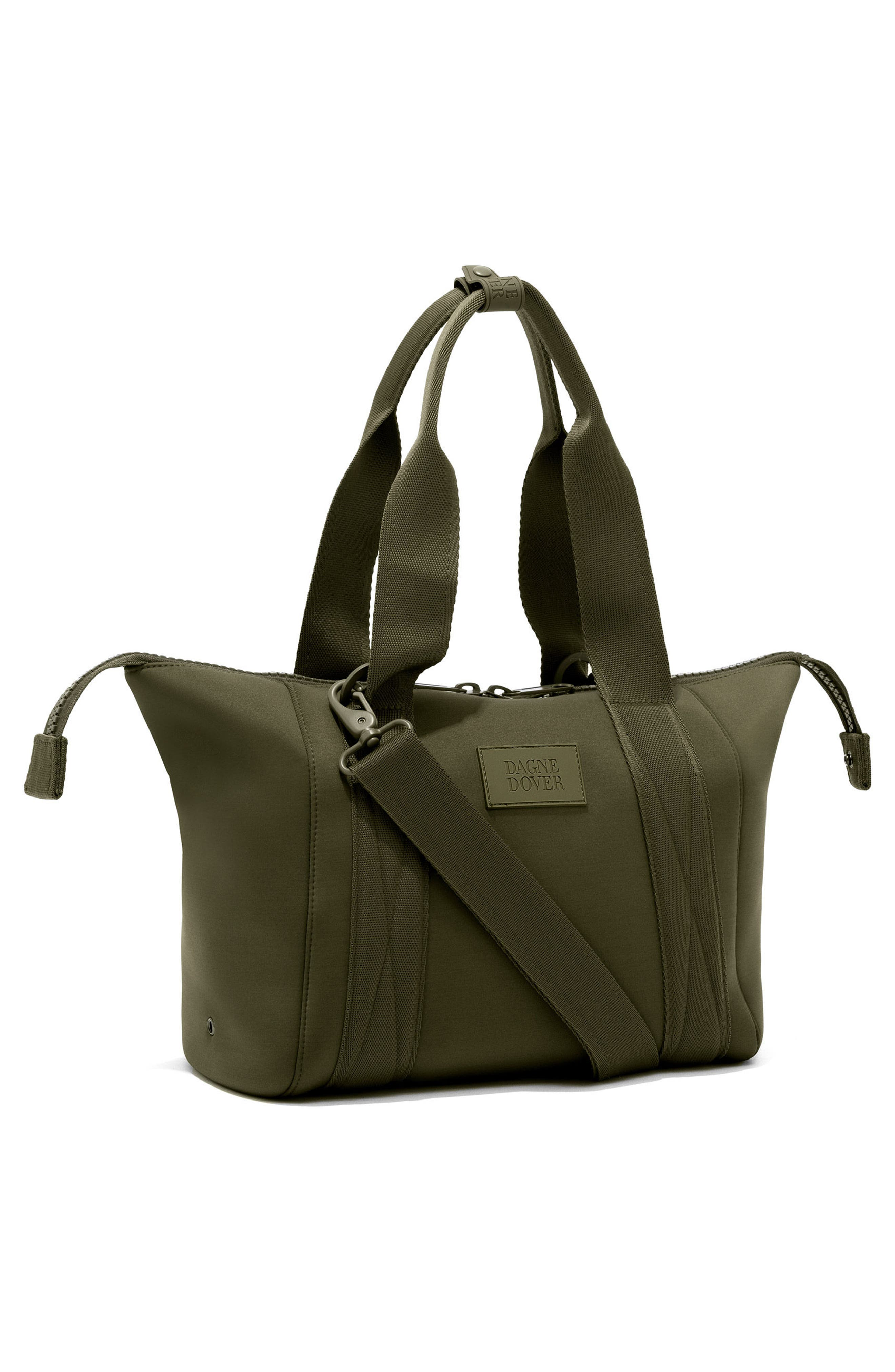 Alternate Image 5  - Dagne Dover Small 365 Landon Neoprene Duffel Bag