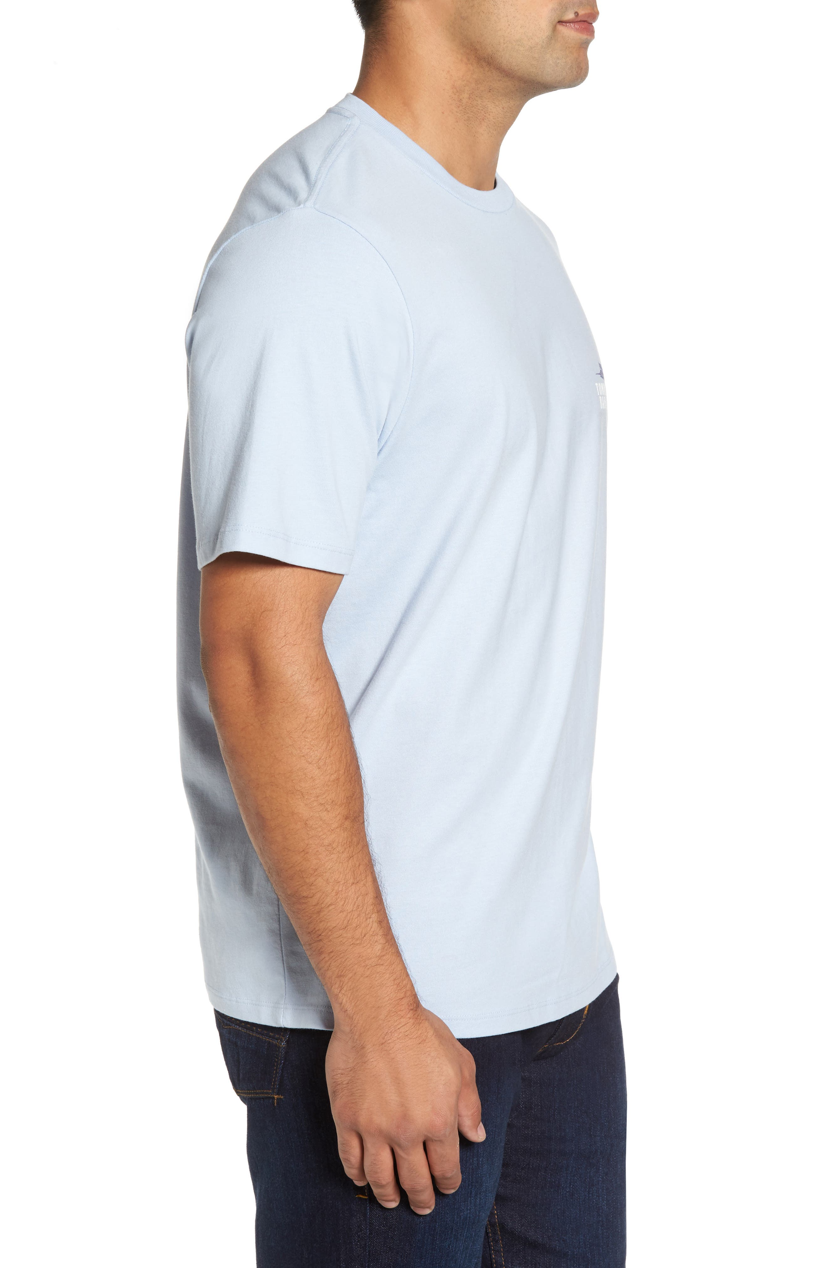 Alternate Image 3  - Tommy Bahama Casting Call Standard Fit T-Shirt