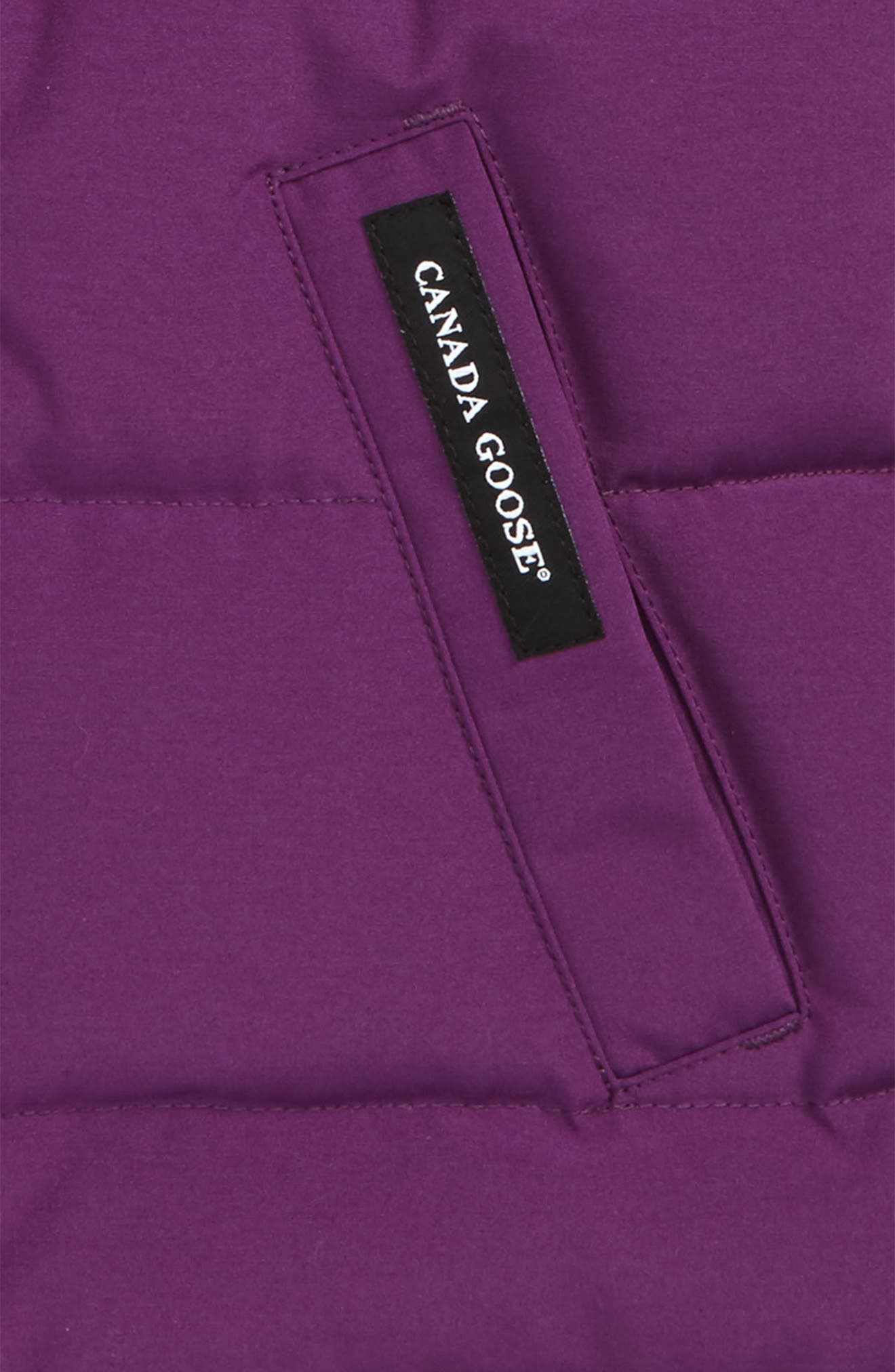 Alternate Image 2  - Canada Goose 'Vanier' Down Vest (Little Girls & Big Girls)