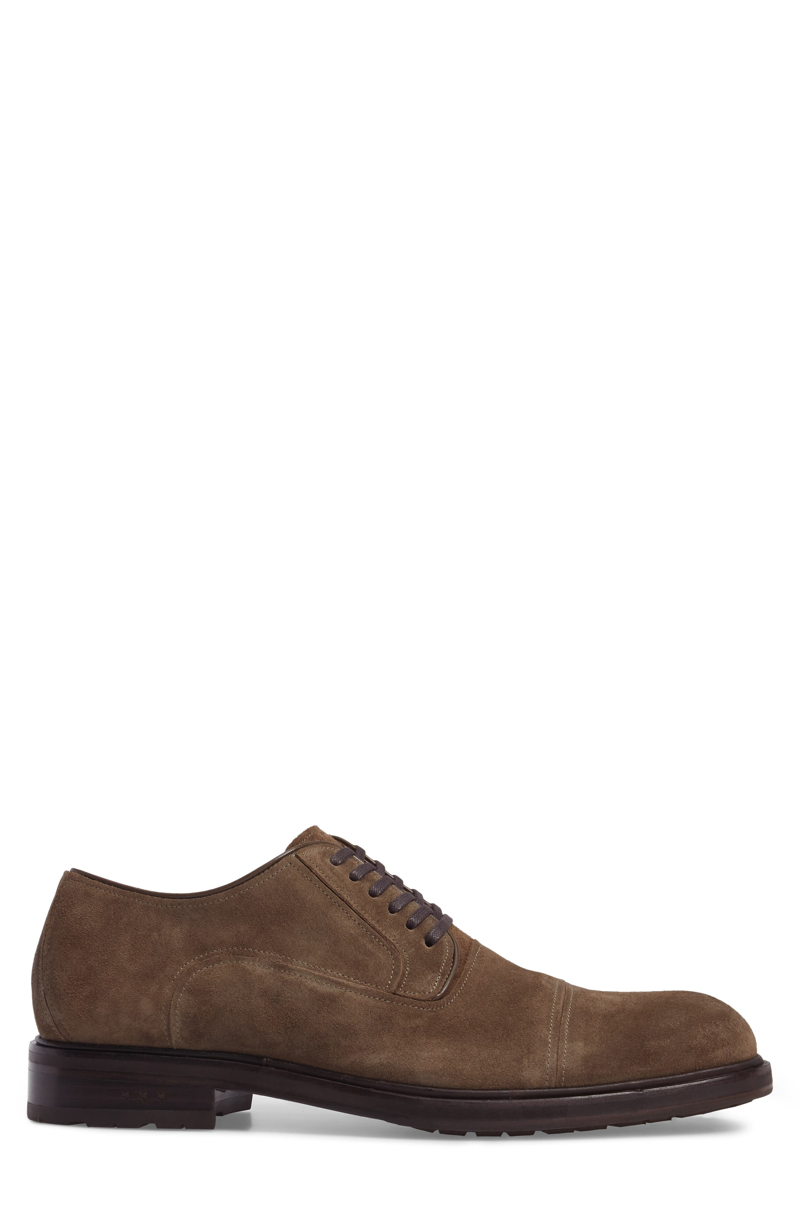 Alternate Image 3  - John Varvatos Star USA Waverly Cap Toe Derby (Men)