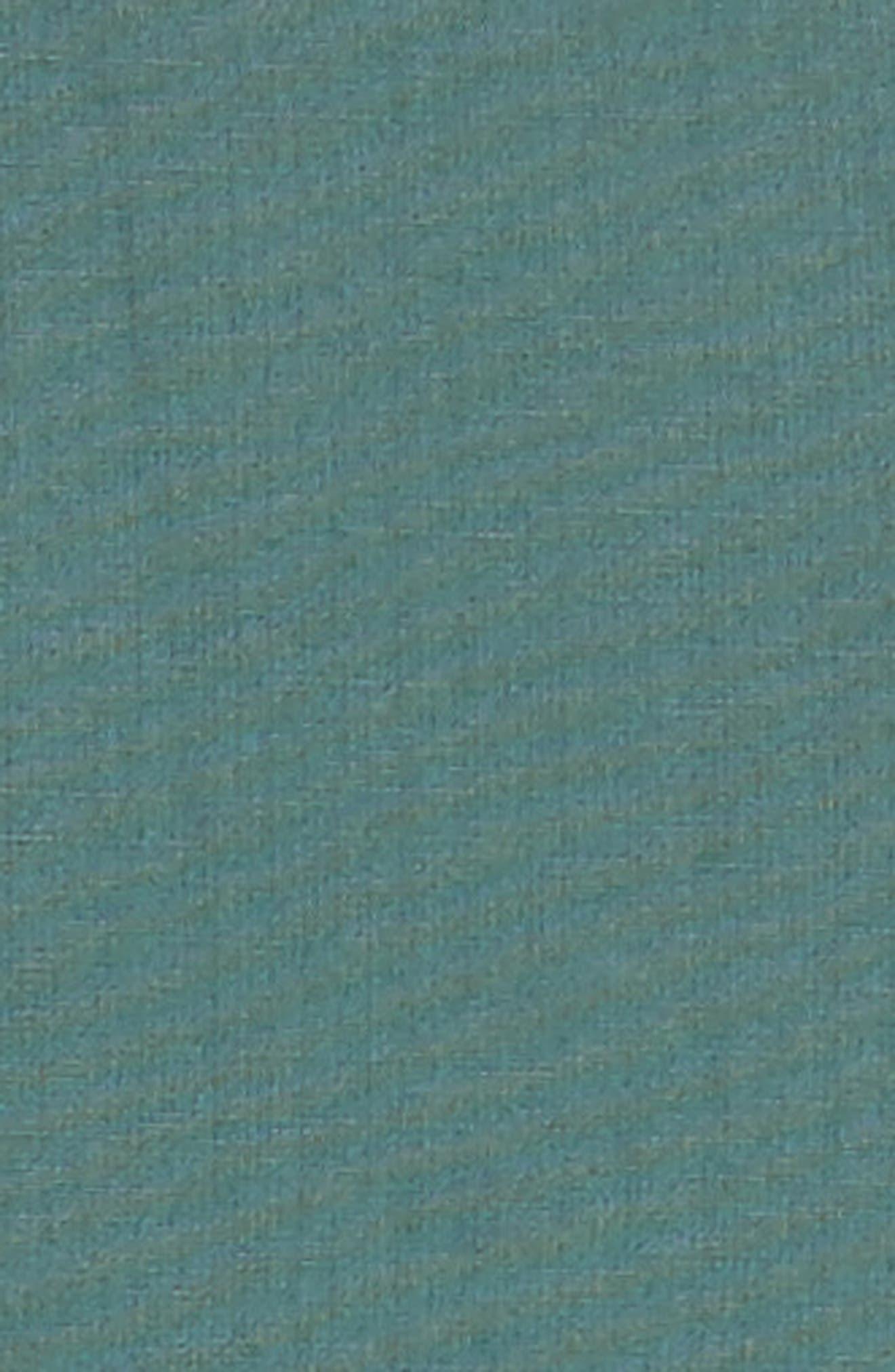 Asymmetrical Cotton Poplin Dress,                             Alternate thumbnail 6, color,                             Sage