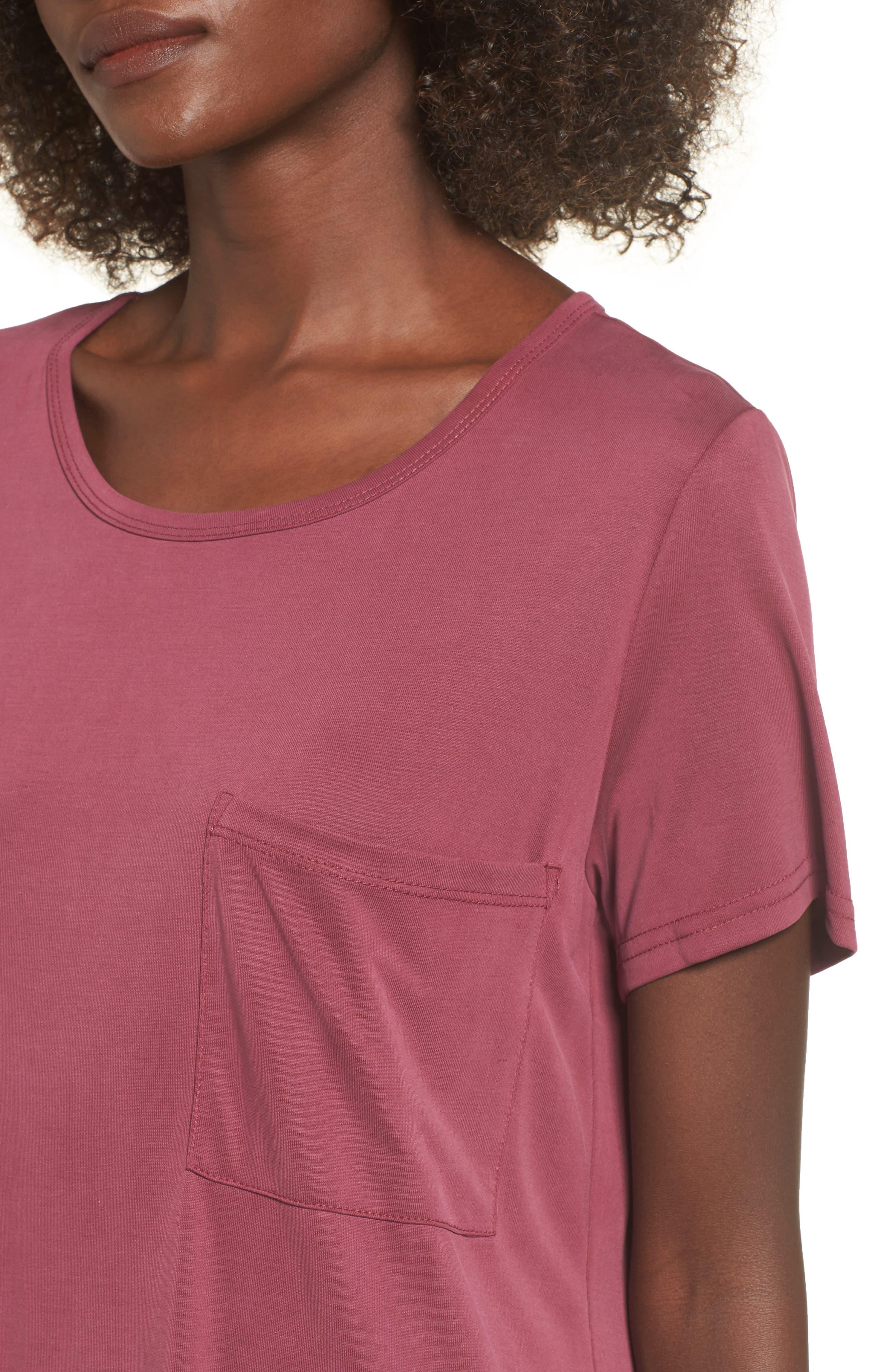 Alternate Image 4  - Lira Clothing Eden Midi T-Shirt Dress