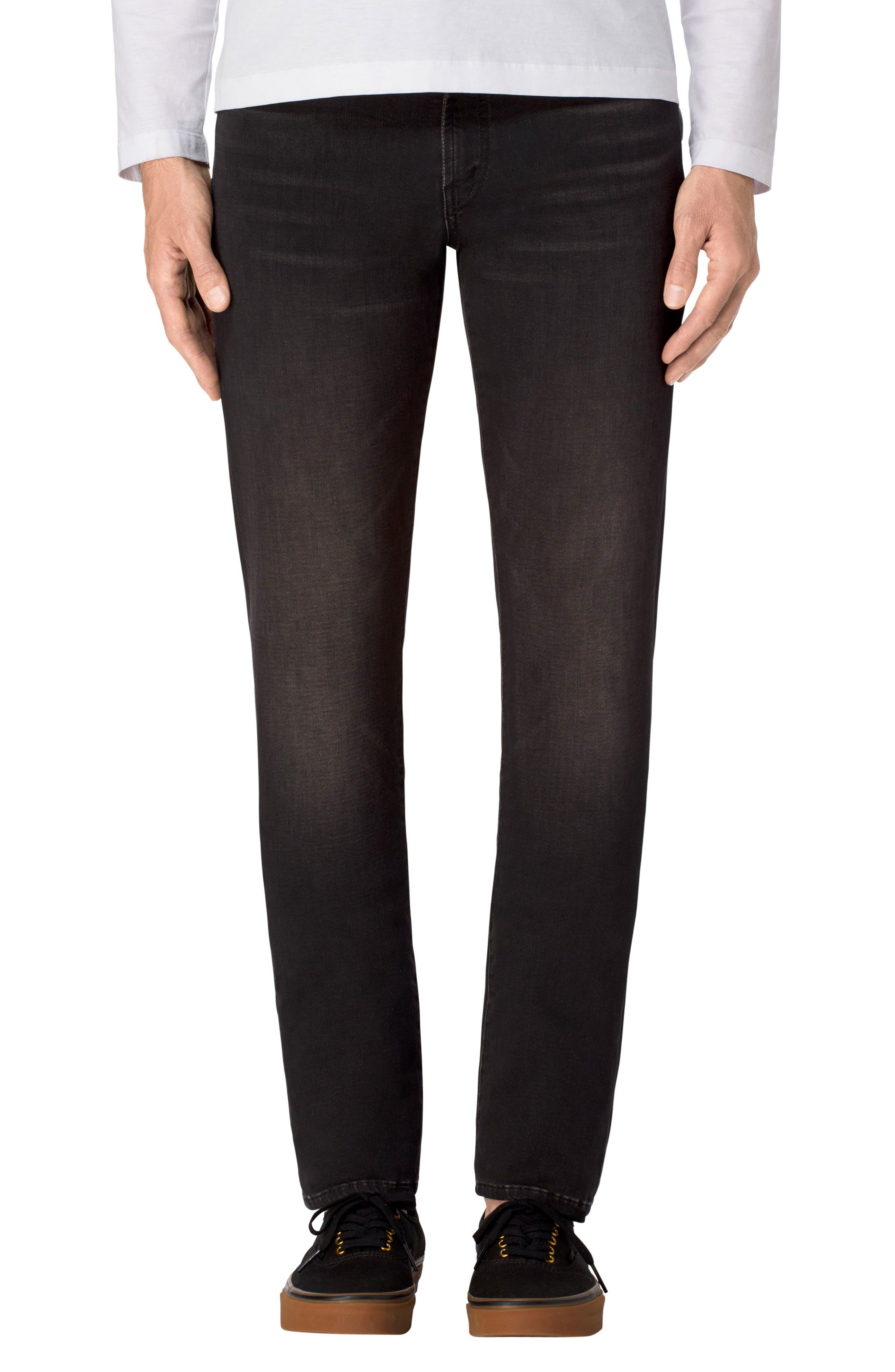 Main Image - J Brand Tyler Slim Fit Jeans (Extra Galaxtic)