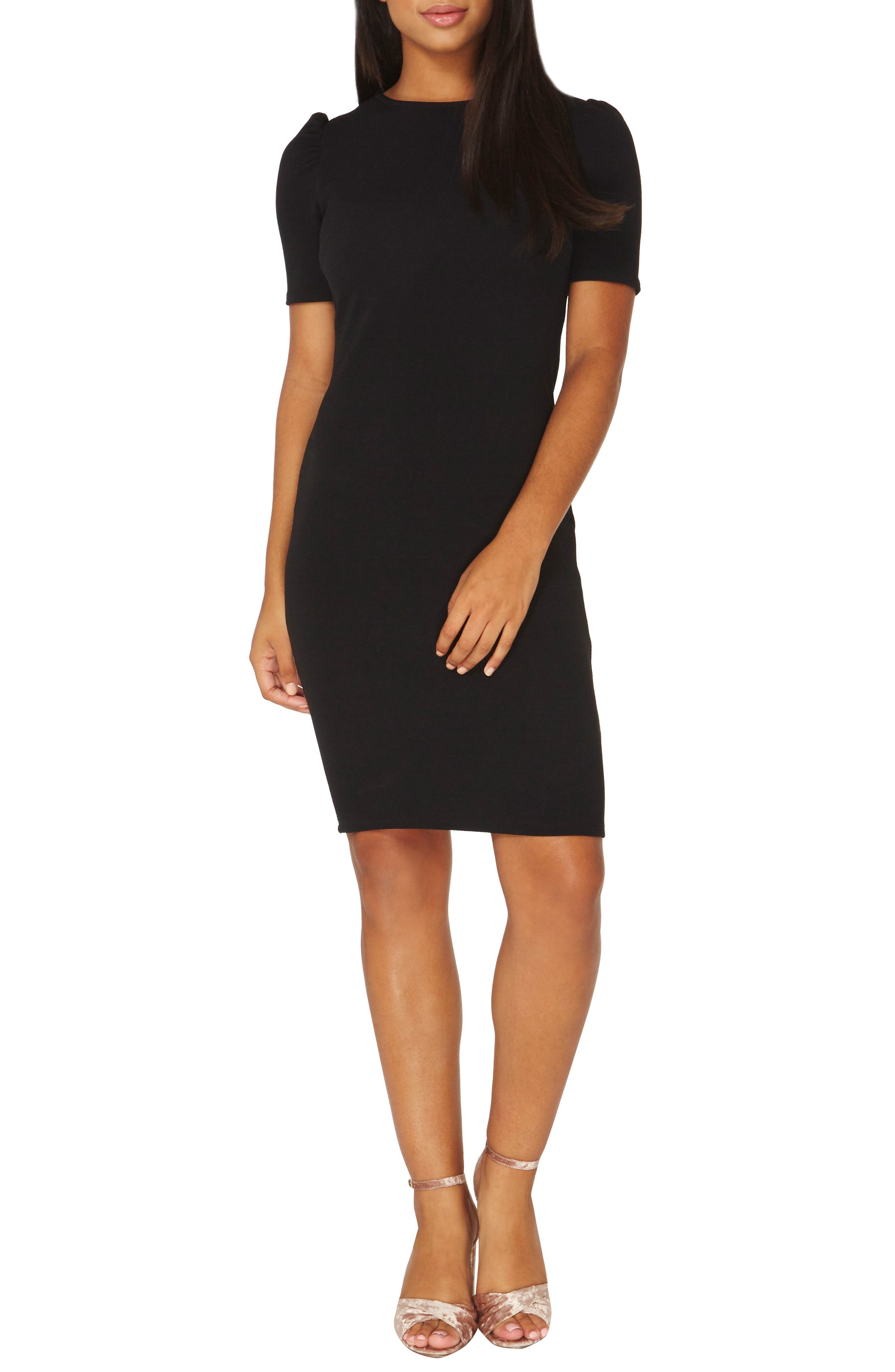 Alternate Image 1 Selected - Dorothy Perkins Body-Con Dress
