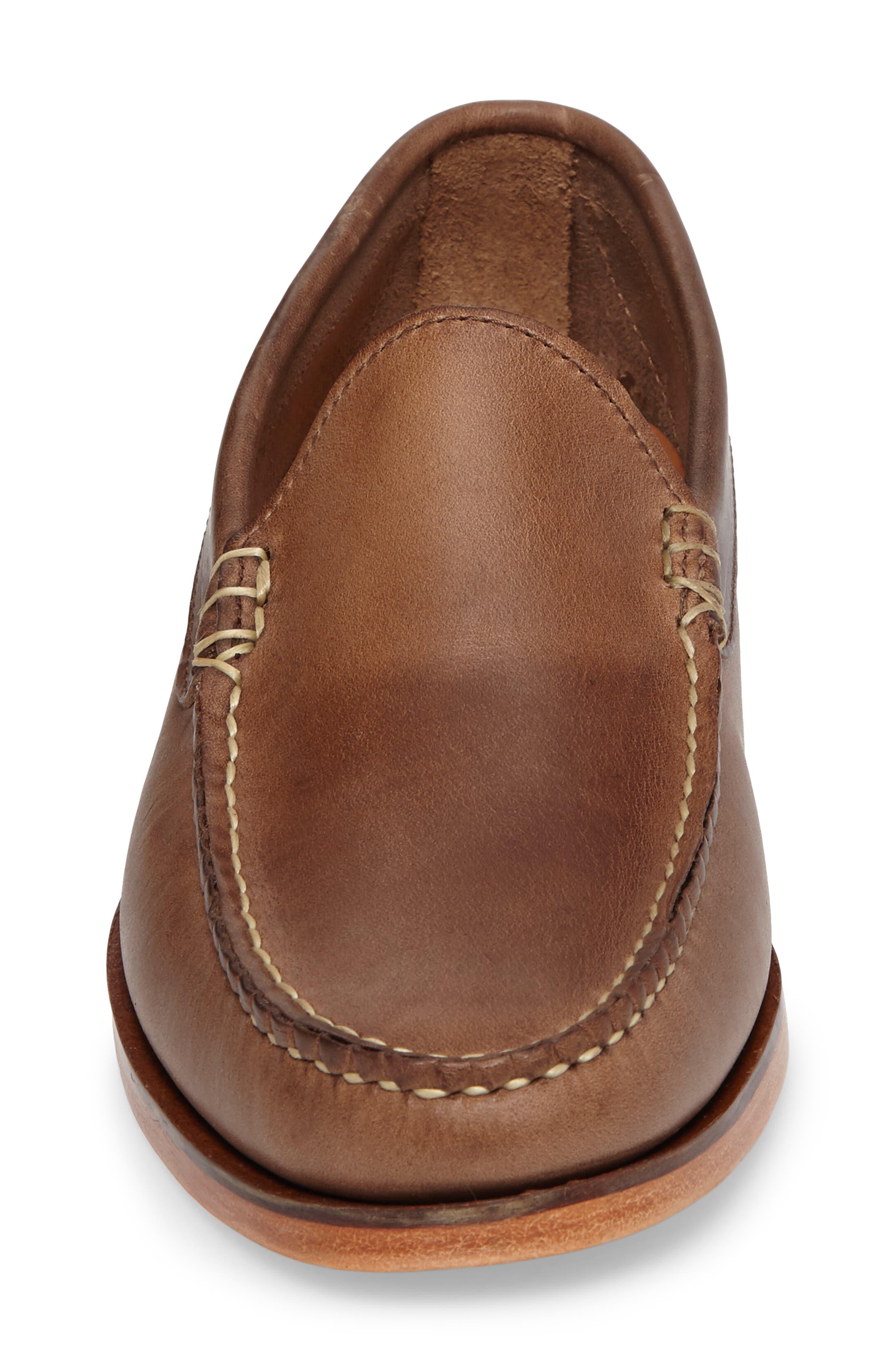 Alternate Image 4  - Oak Street Bootmakers Natural Loafer (Men)
