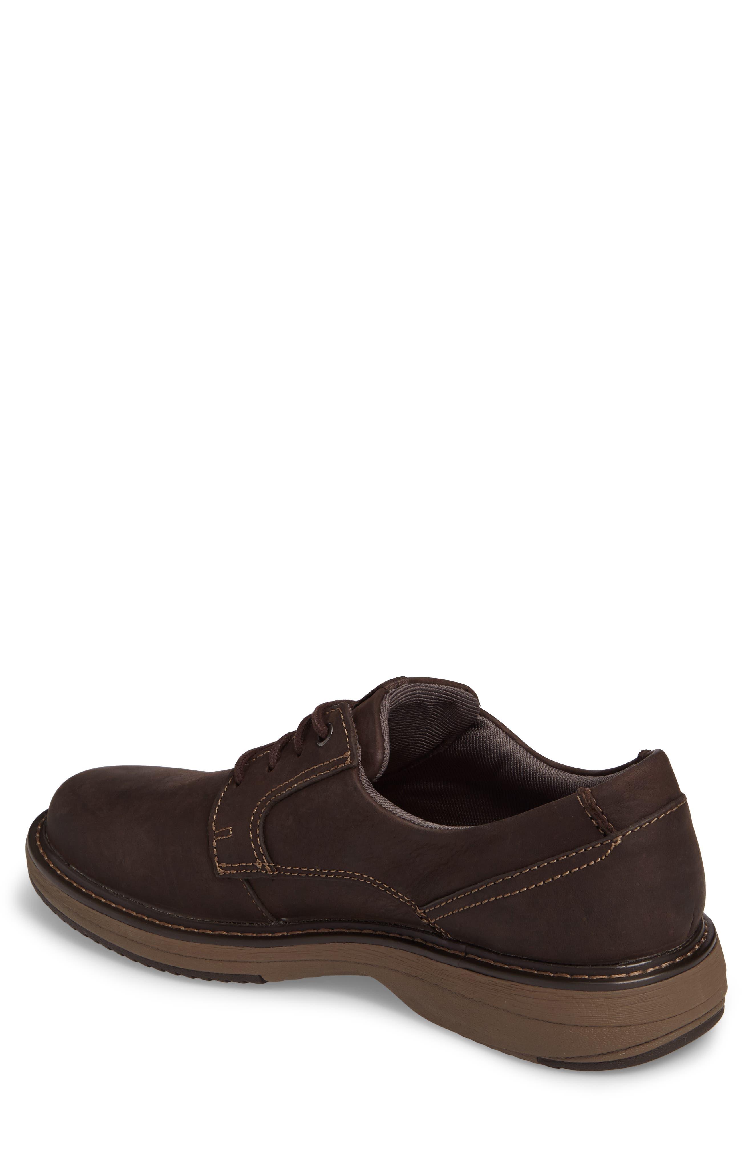 Alternate Image 2  - Clarks® Cushox Plain Toe Derby (Men)