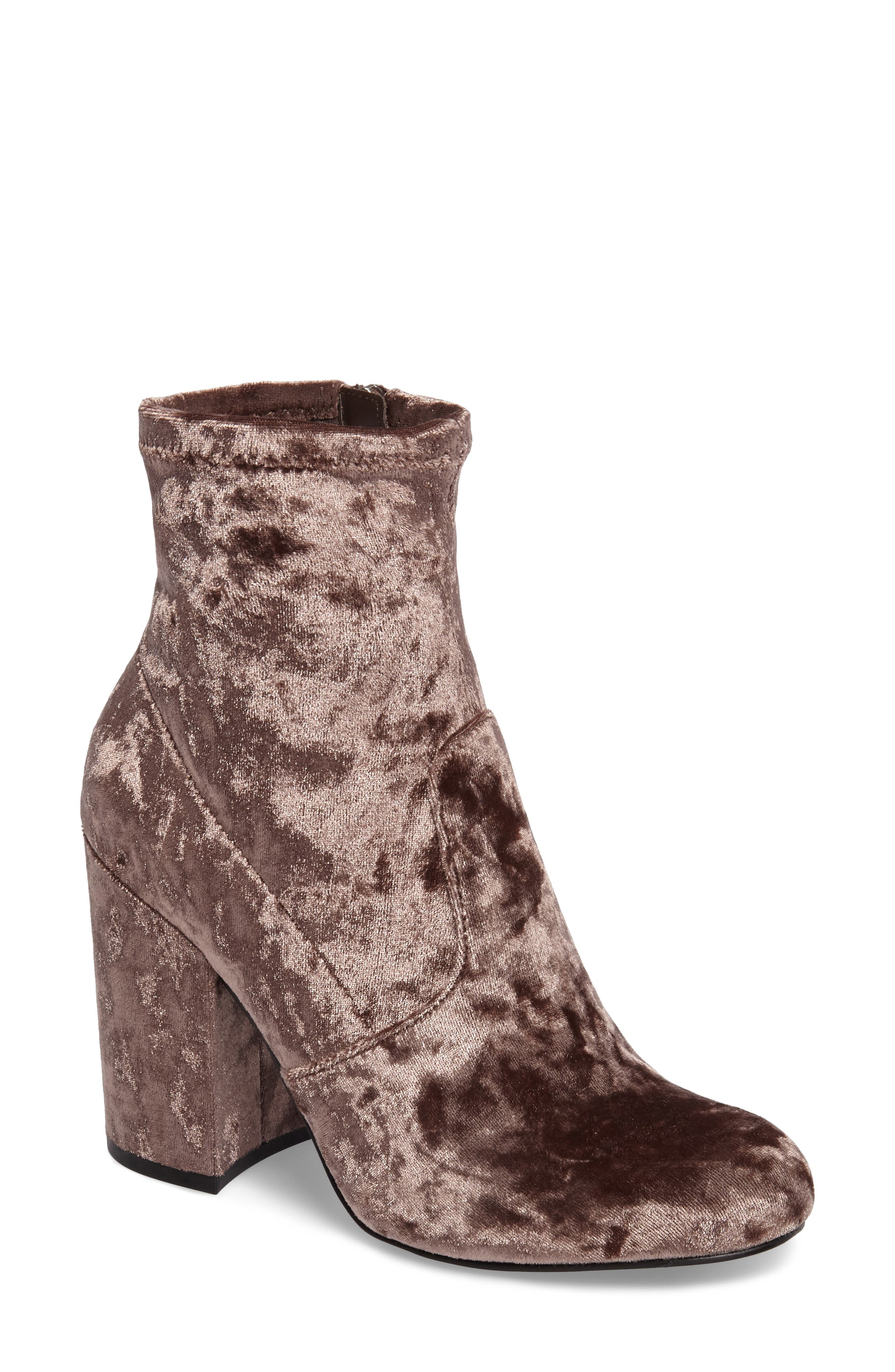 Alternate Image 1 Selected - Steve Madden Gaze Bootie (Women)