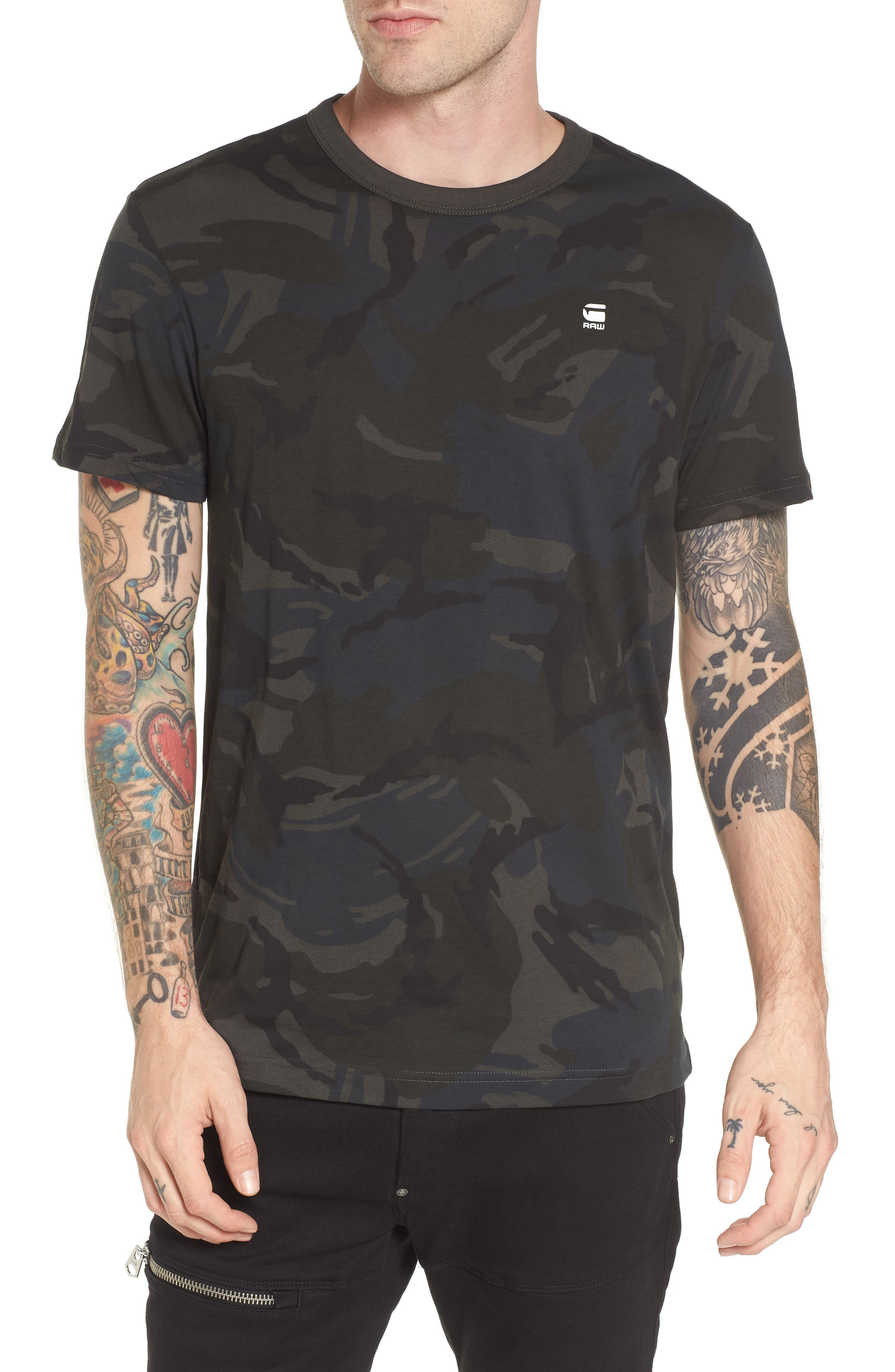 G-Star Raw Bonded T-Shirt