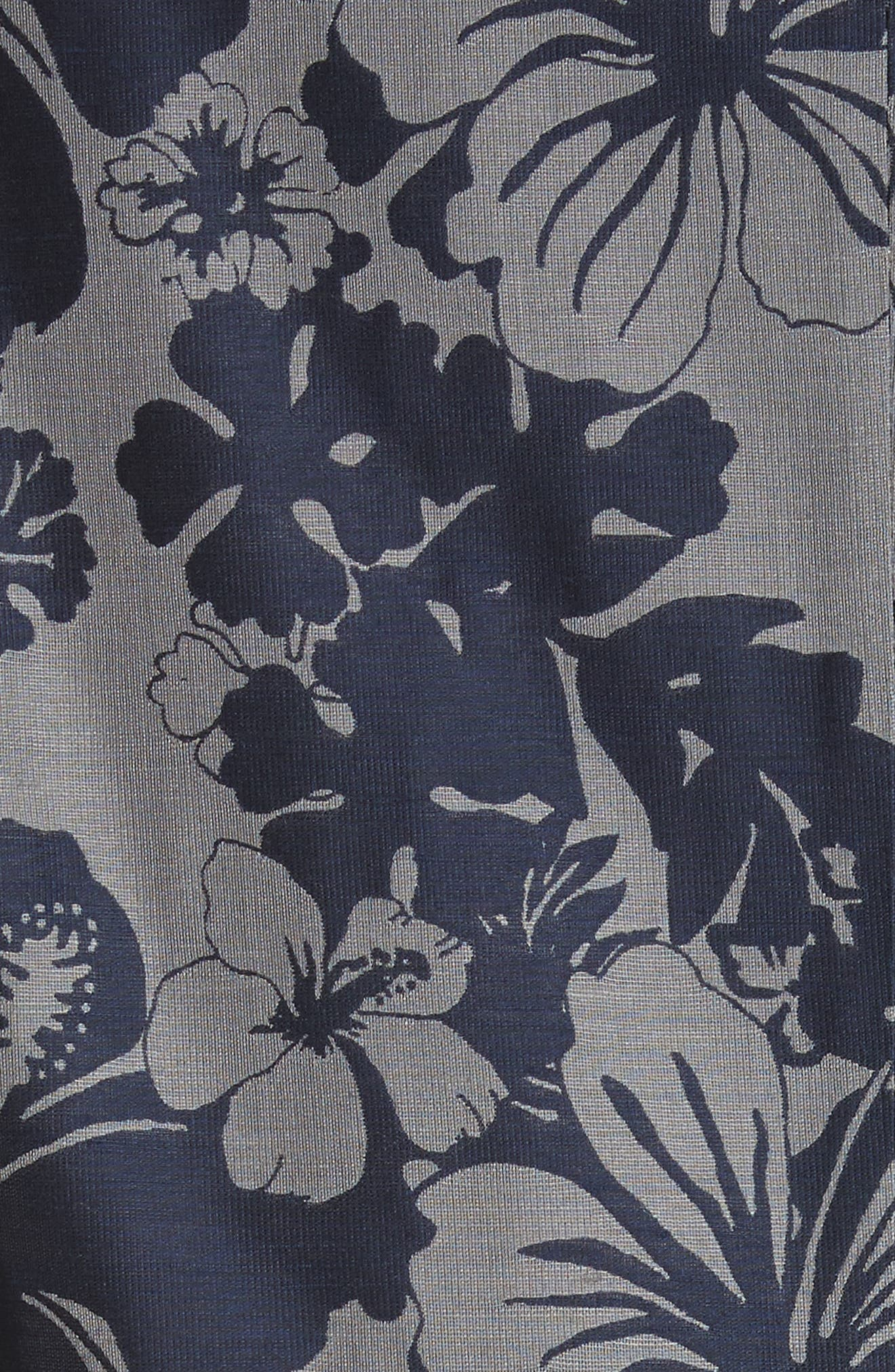 Alternate Image 5  - Stella McCartney Floral Jacquard Blazer