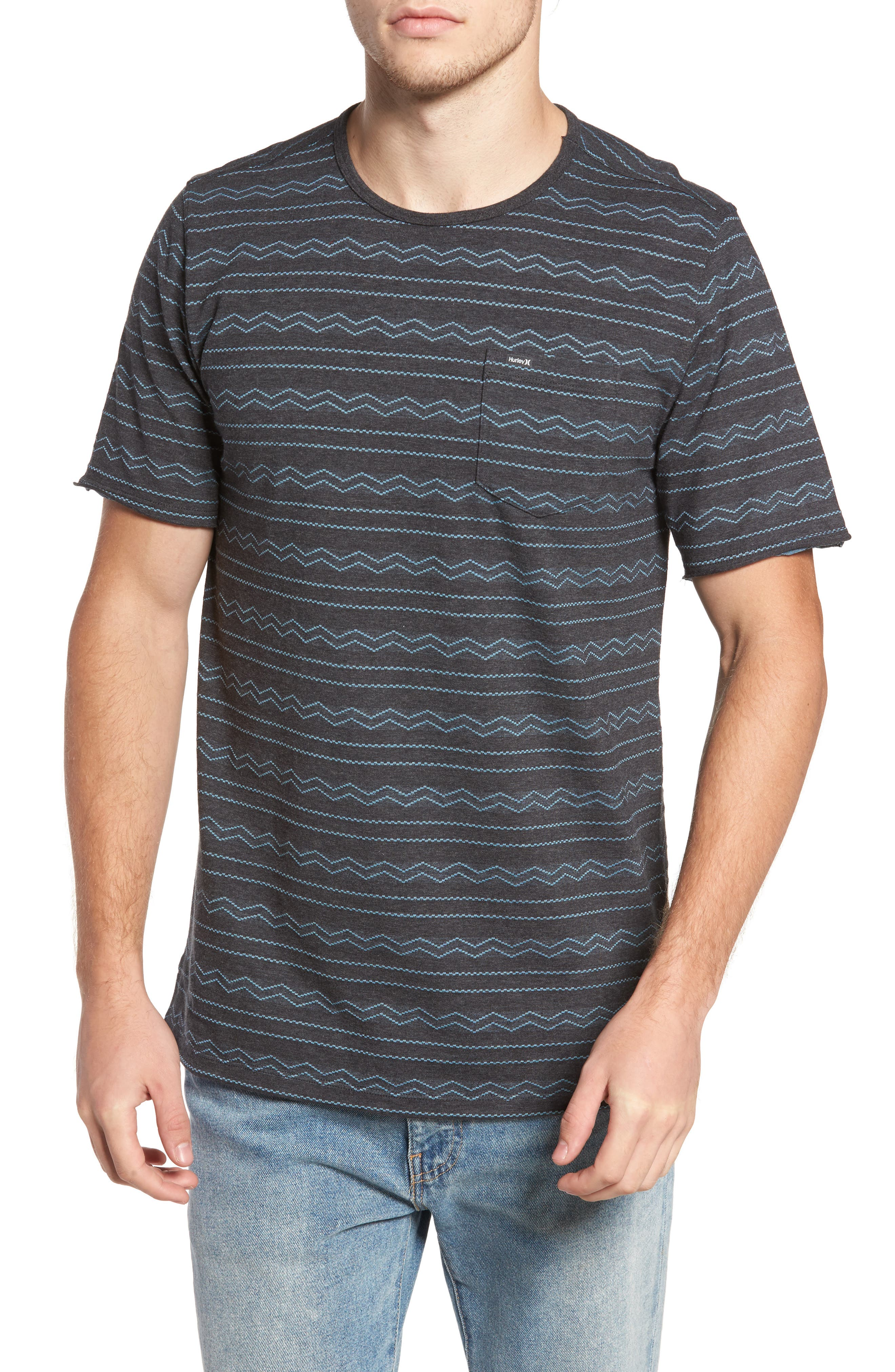 Pismo Dri-FIT T-Shirt,                             Main thumbnail 1, color,                             Black Heather