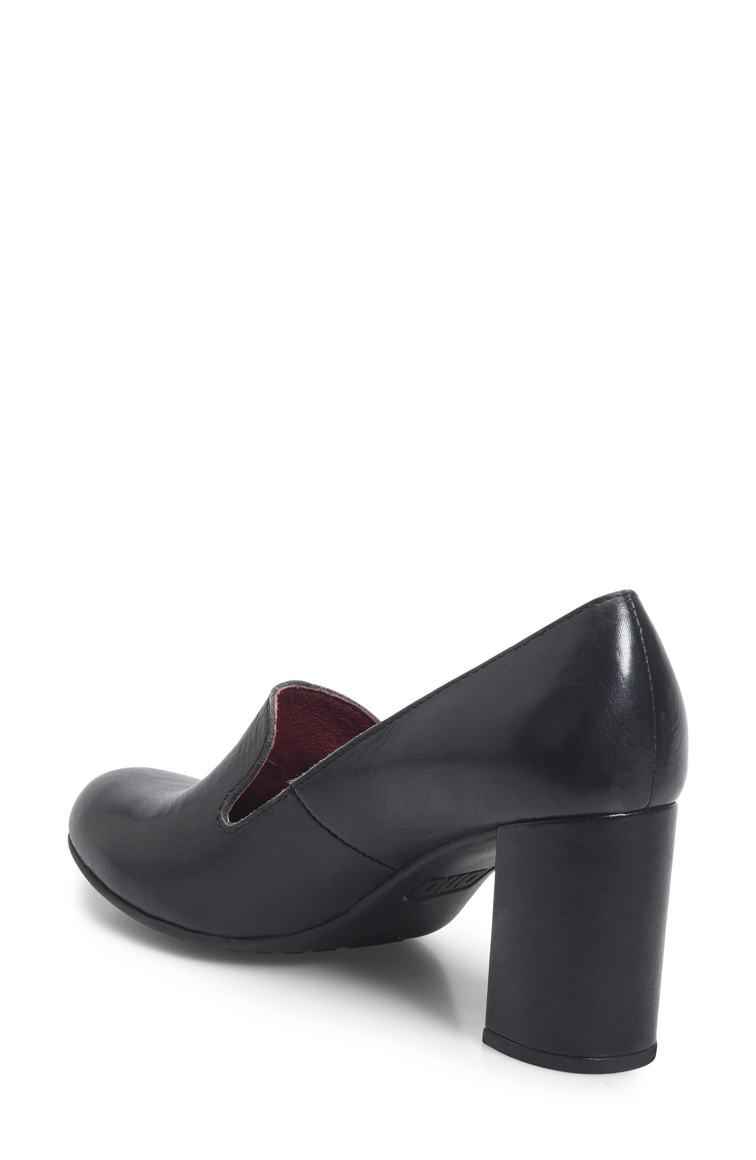 78f2553a9a4 chunky heel loafers