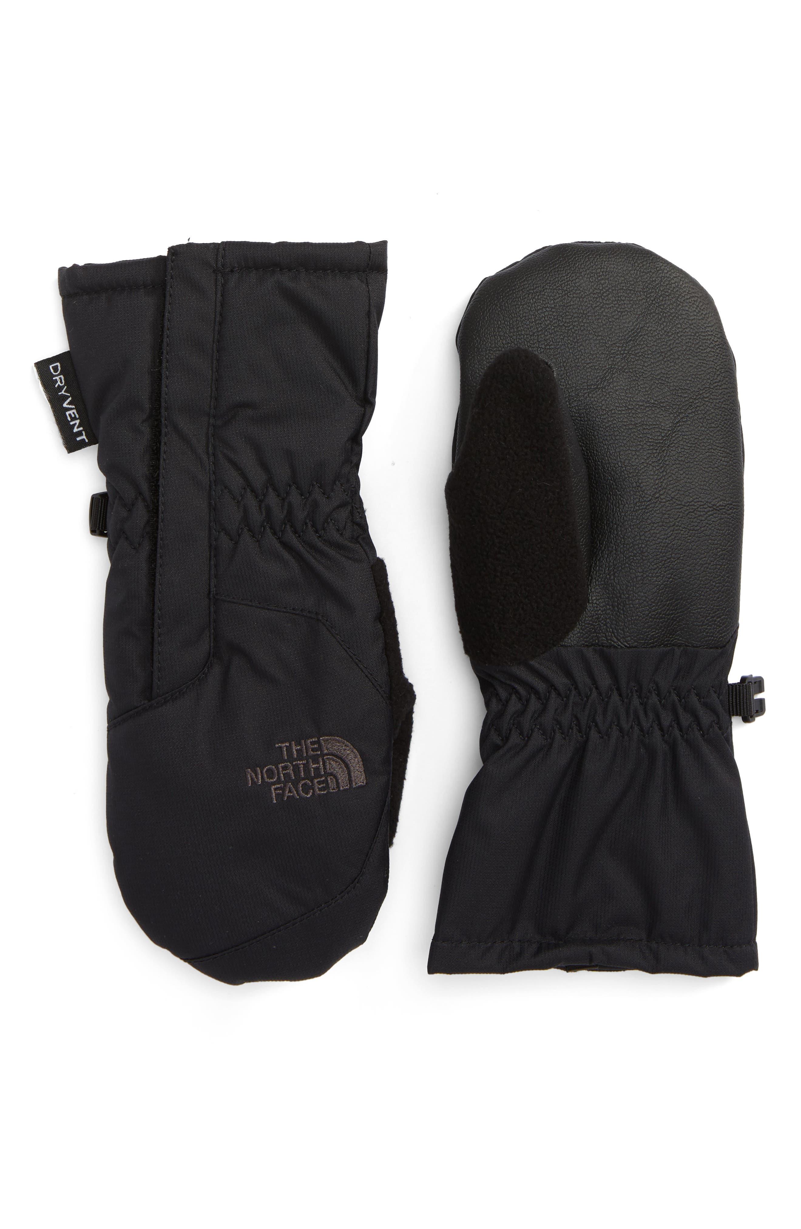 Heatseeker<sup>™</sup> Insulated Mittens,                         Main,                         color, Black