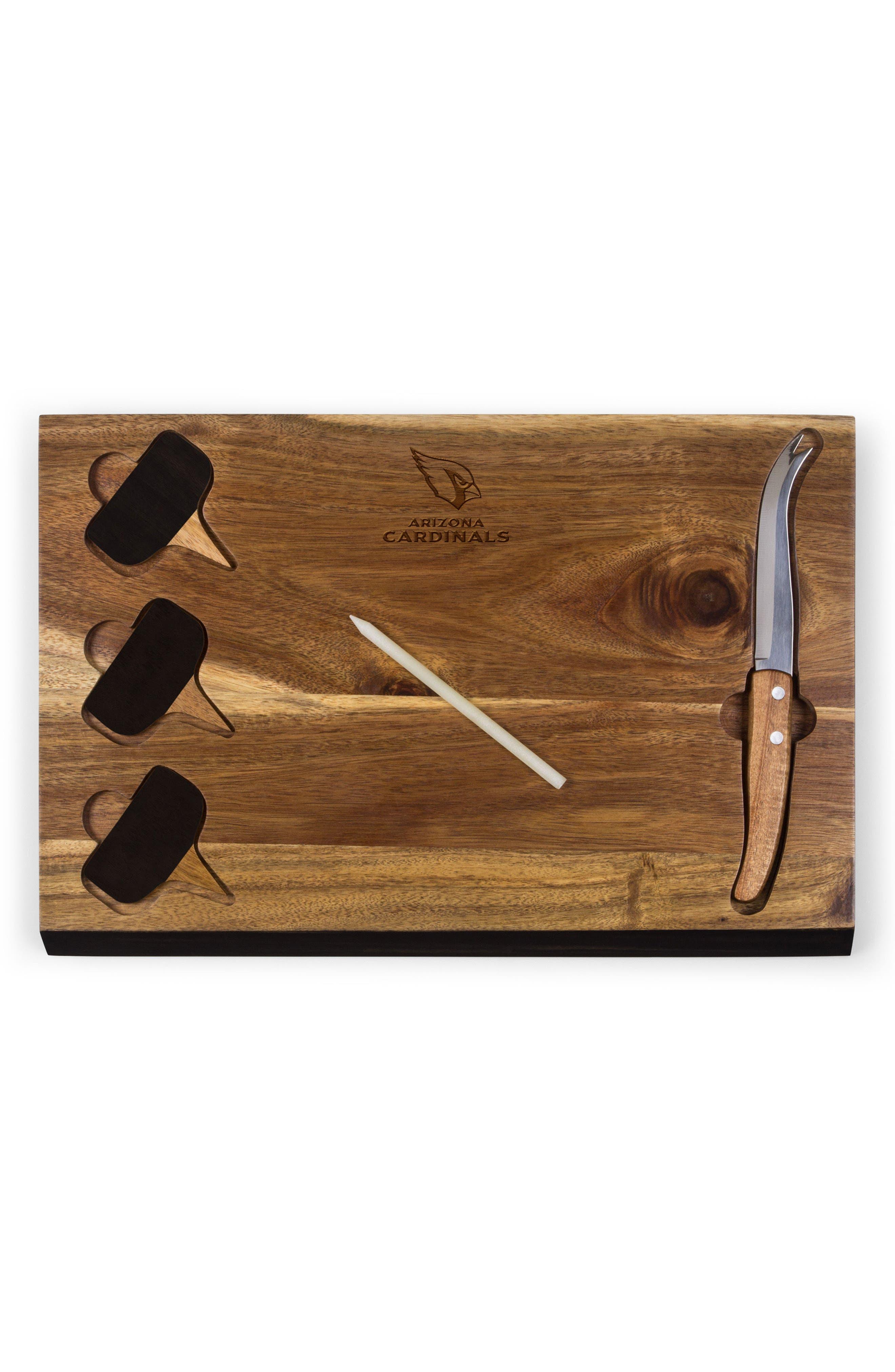 Main Image - Picnic Time Delio 6-Piece Cheese Board Set