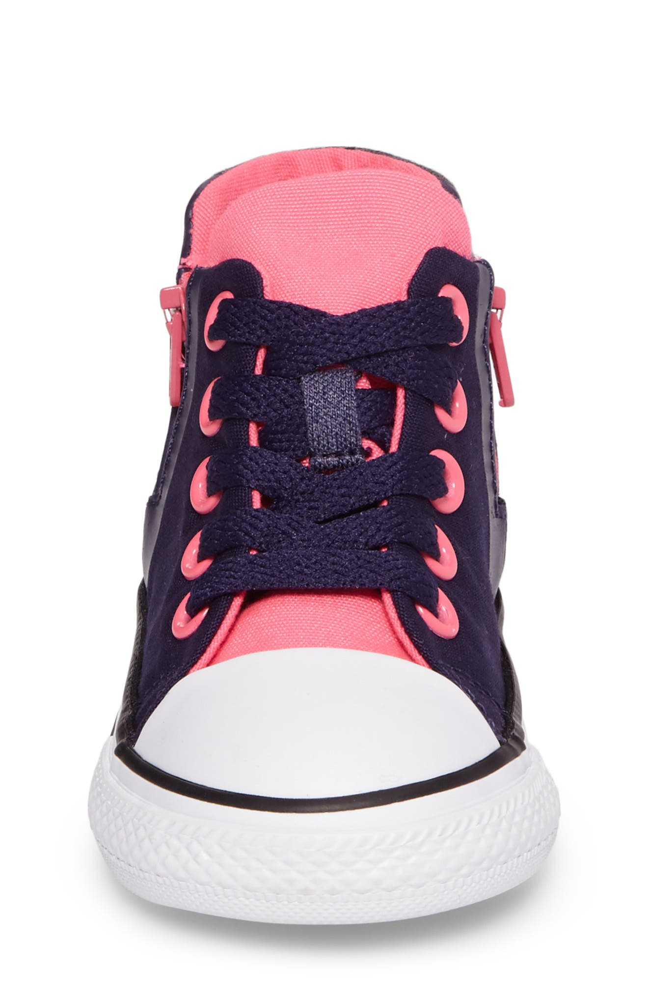 Alternate Image 4  - Converse Chuck Taylor® All Star® Sport Zip High Top Sneaker (Baby, Walker, Toddler, Little Kid & Big Kid)