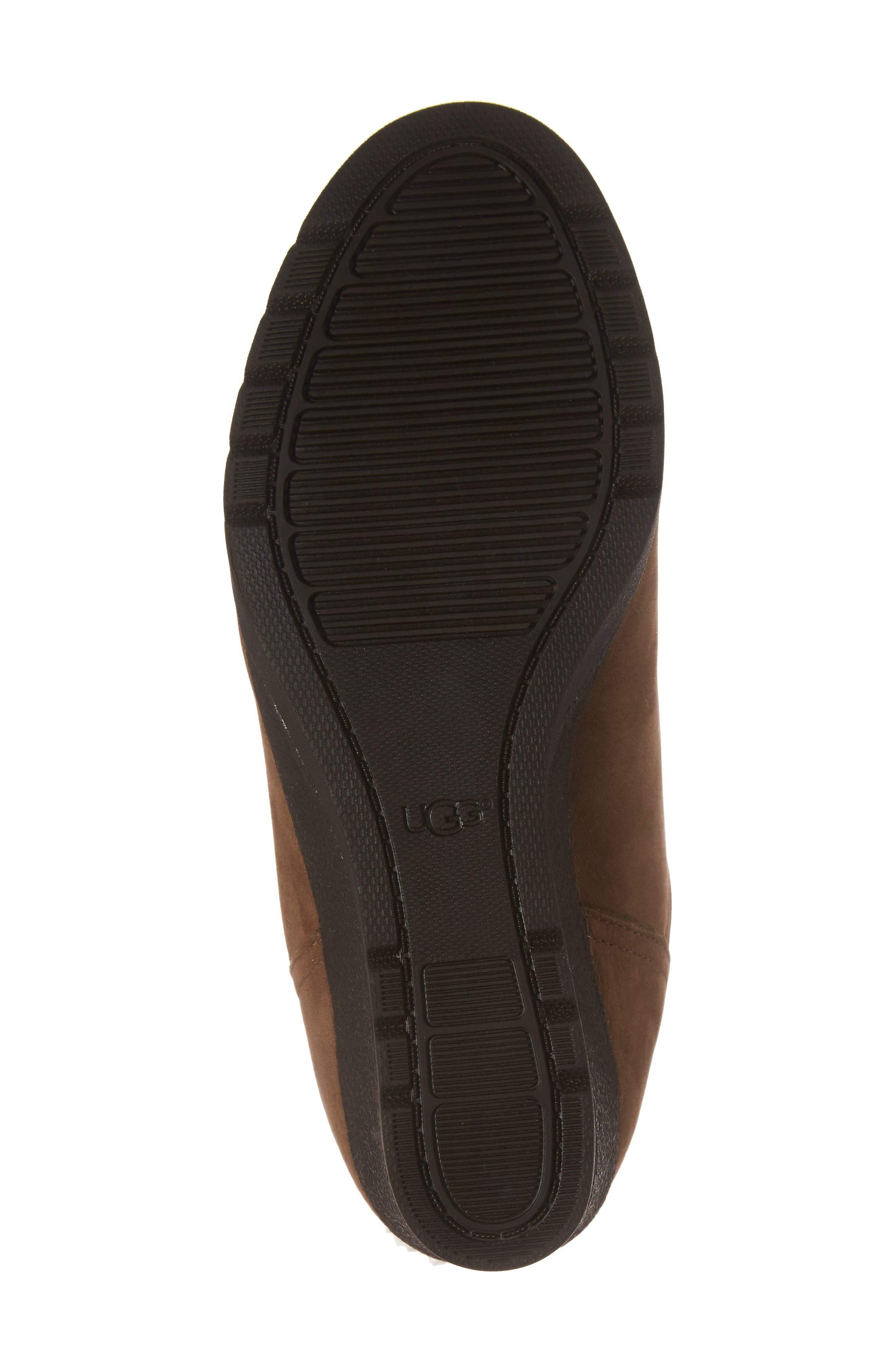 Alternate Image 6  - UGG® Edelina Waterproof Wedge Boot (Women)