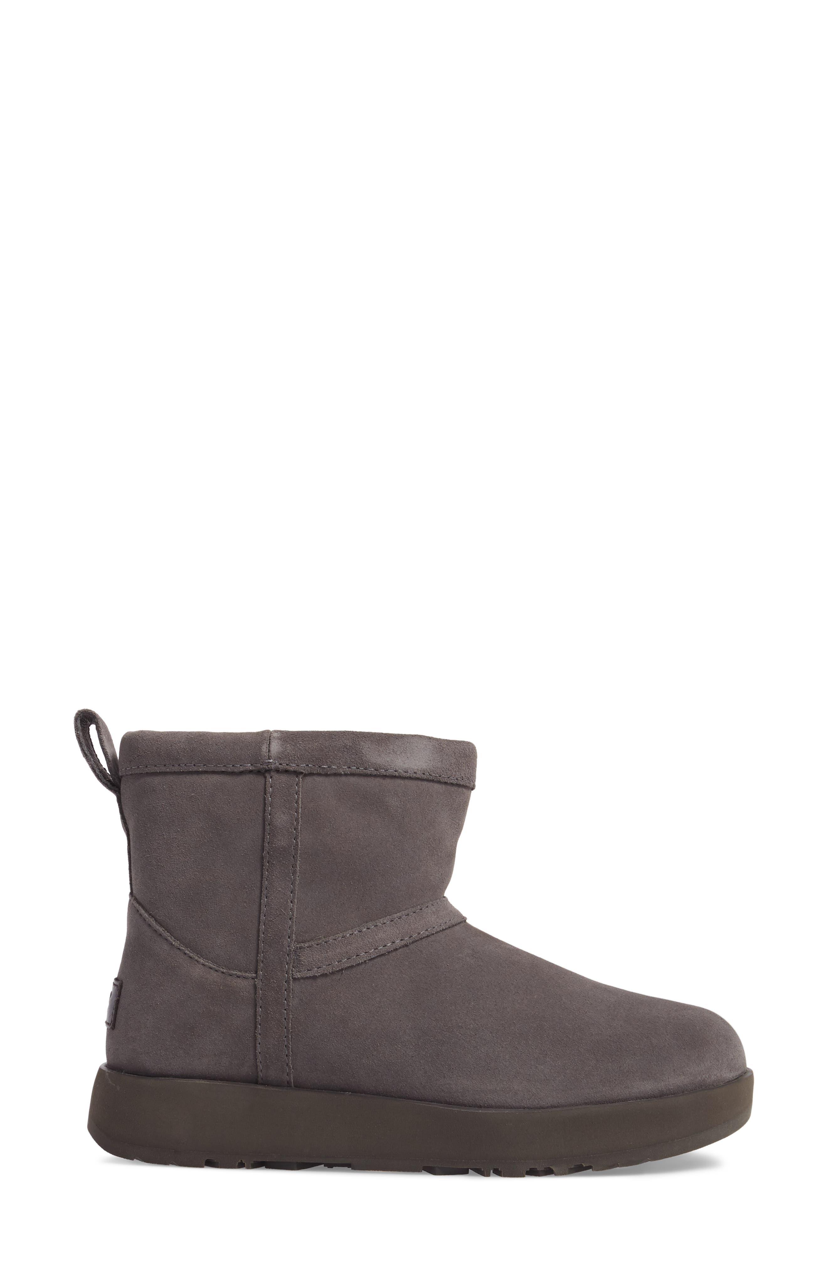 Alternate Image 3  - UGG® Classic Mini Waterproof Boot (Women)
