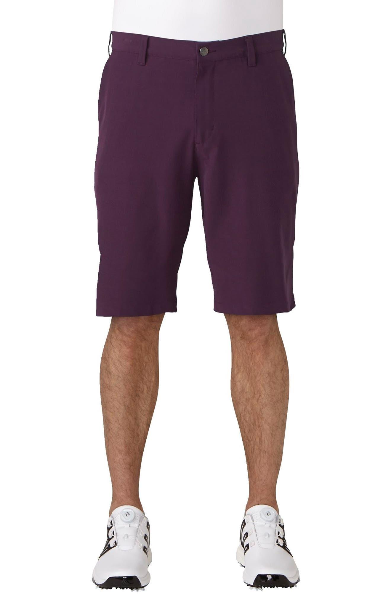 adidas 'Ultimate' Golf Shorts