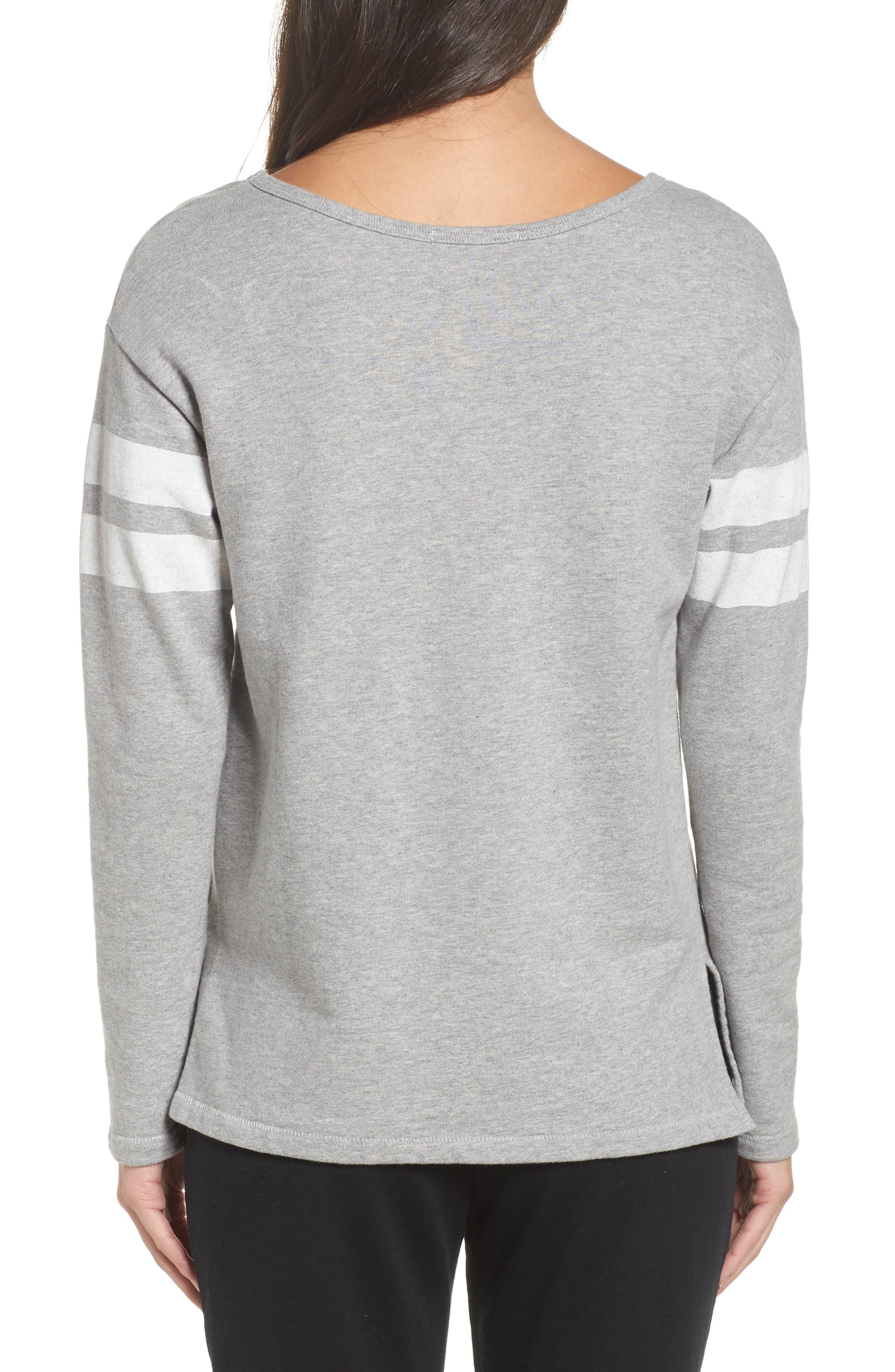 Alternate Image 2  - Junk Food NFL Philadelphia Eagles Champion Sweatshirt