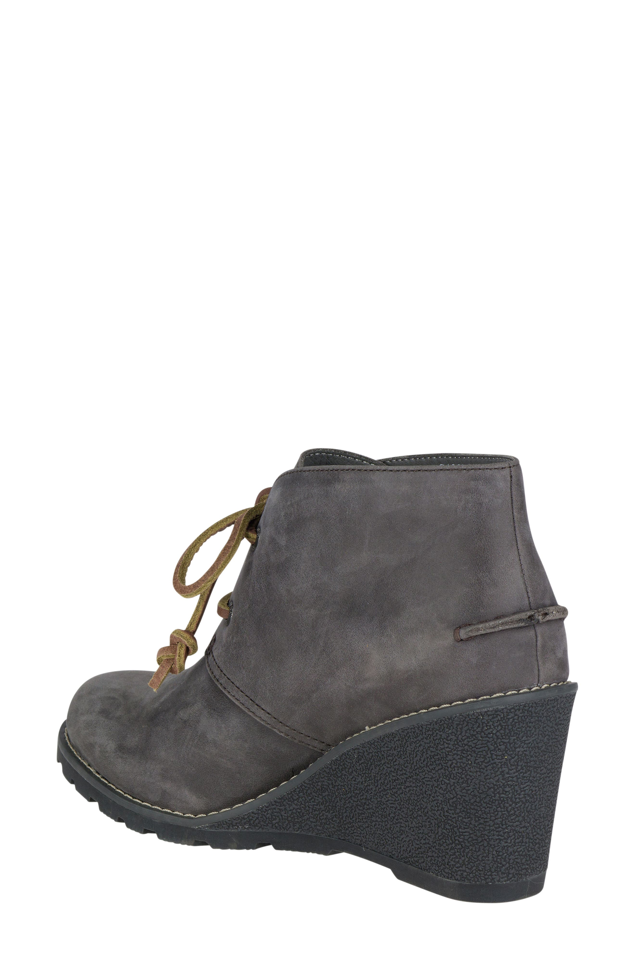 Alternate Image 2  - Sperry Celeste Lace-Up Bootie (Women)