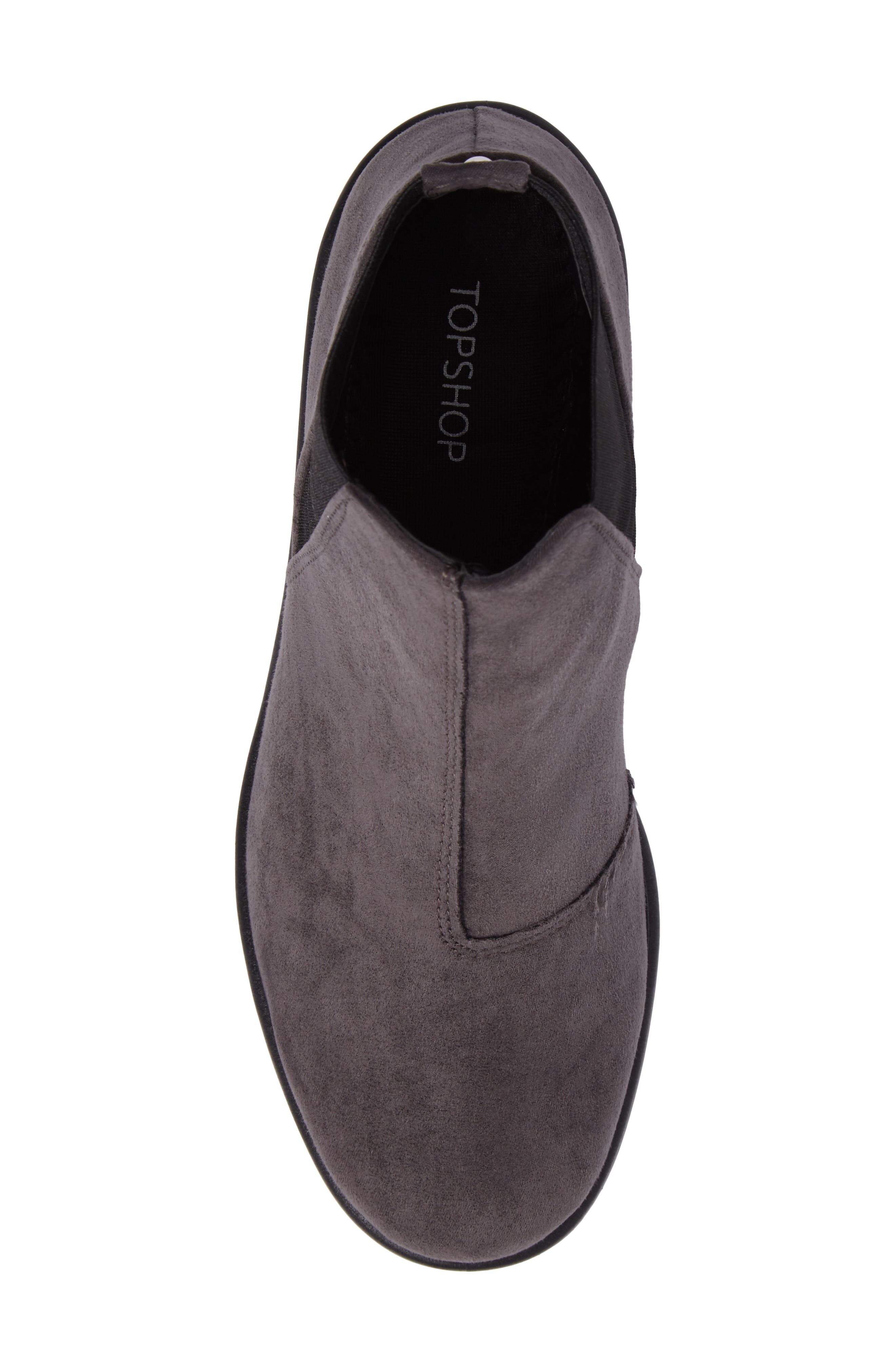 Alternate Image 5  - Topshop Billie Unit Boot (Women)