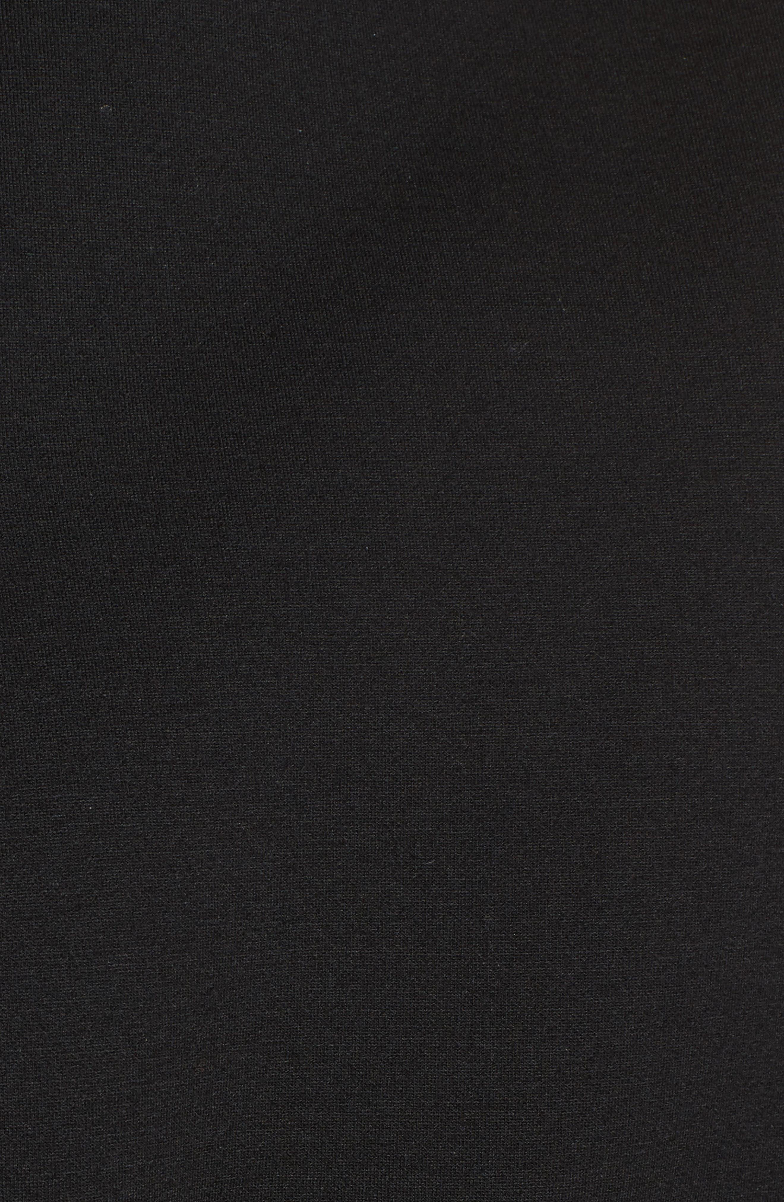 Alternate Image 4  - IVY PARK® Logo Quarter Zip Funnel Sweatshirt
